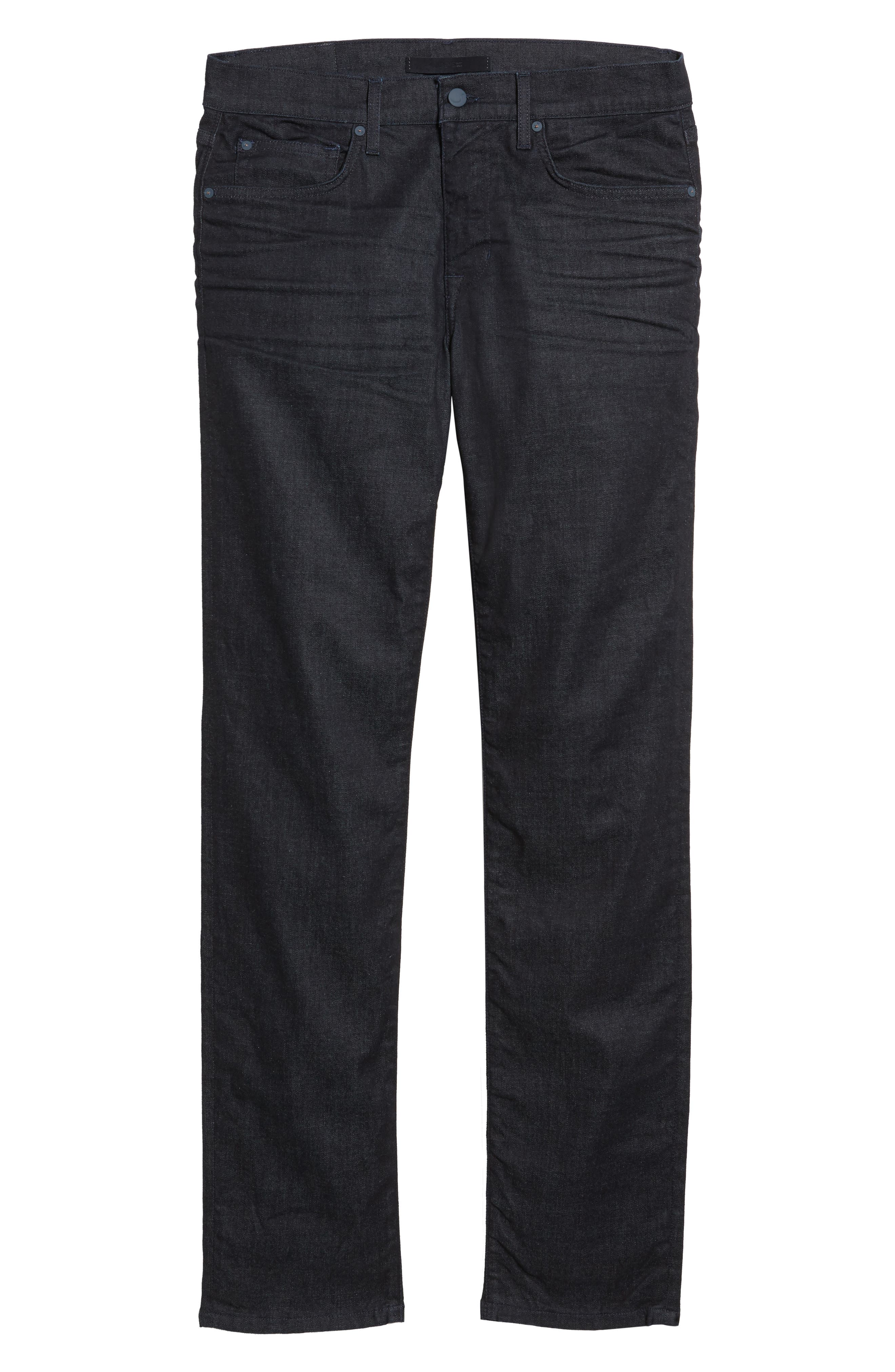 Brixton Slim Straight Fit Jeans,                             Alternate thumbnail 6, color,                             Foster