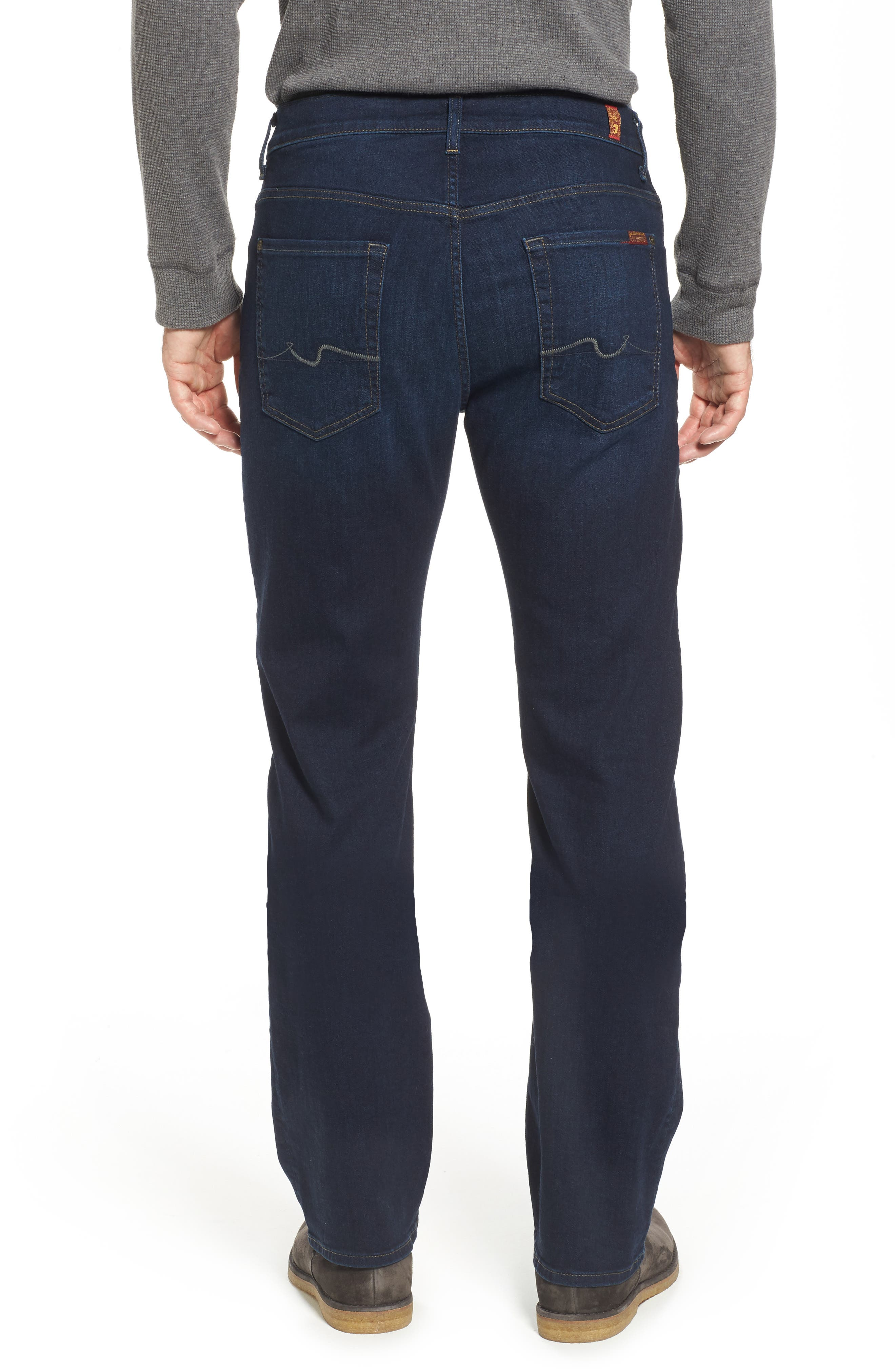 Alternate Image 2  - 7 For All Mankind® Austyn Relaxed Fit Jeans (After Hours)