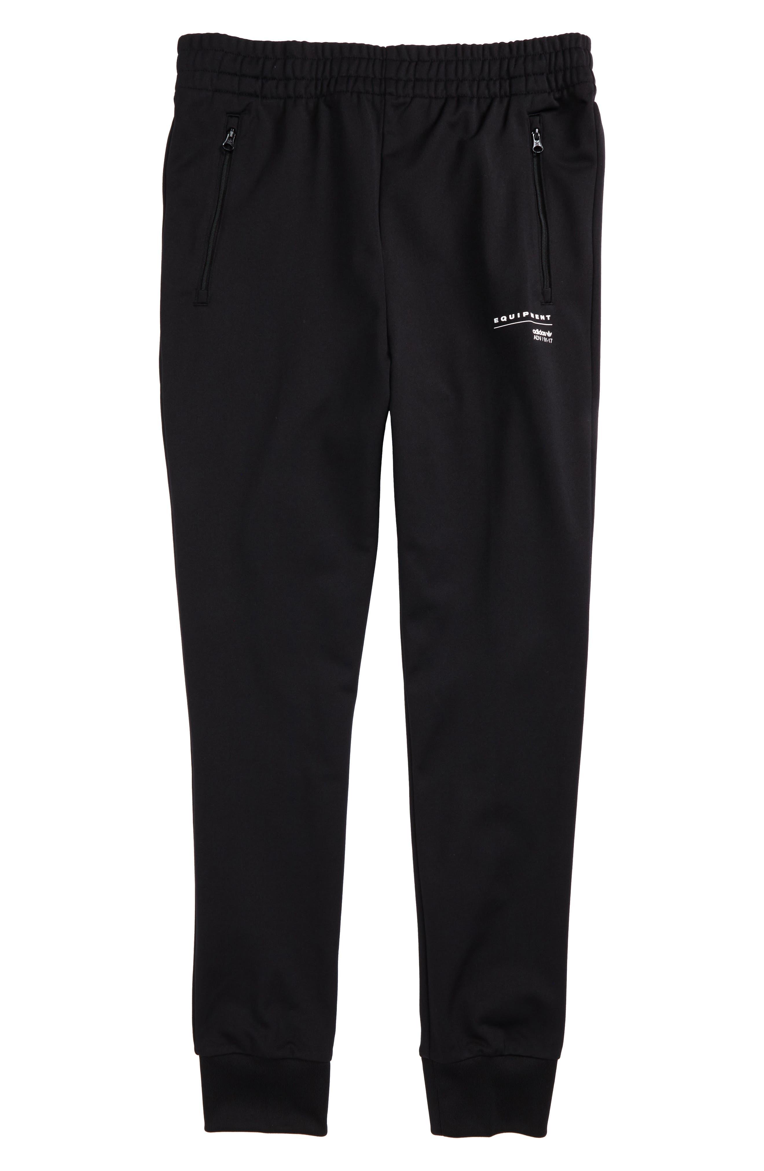 Alternate Image 1 Selected - adidas Originals EQT Tiro Track Pants (Little Boys & Big Boys)