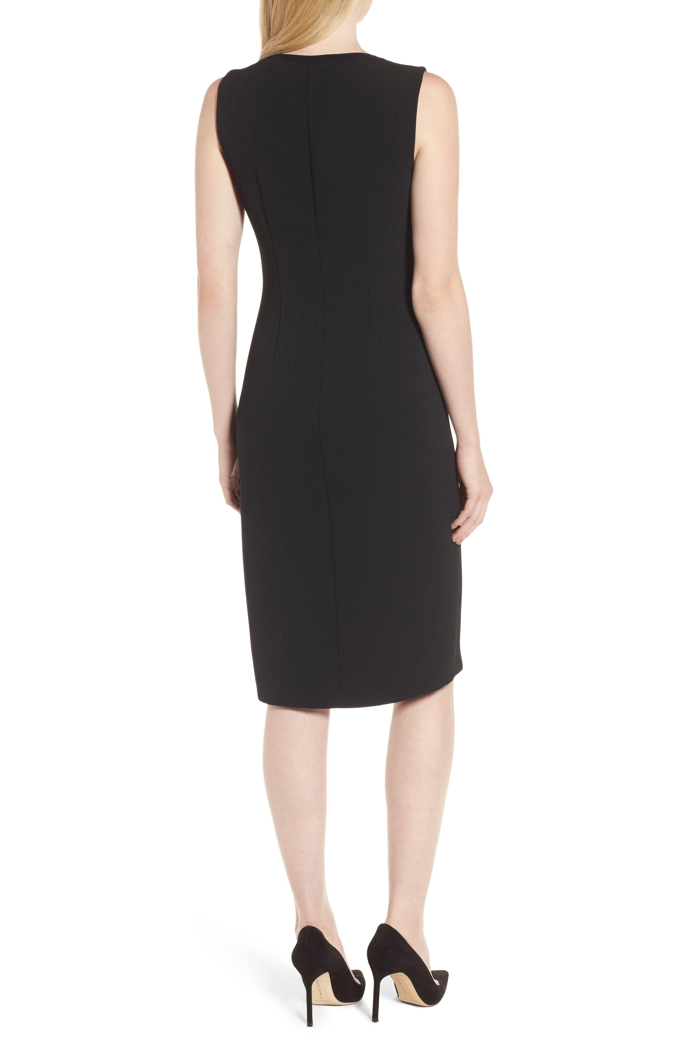 Alternate Image 2  - BOSS Danafea Dress
