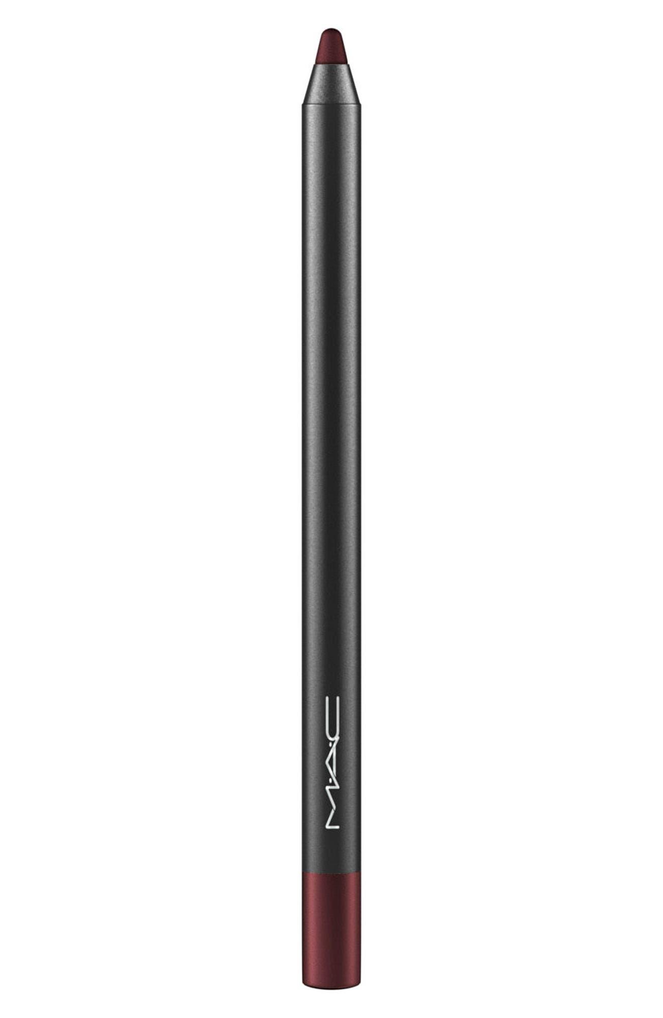 MAC Pro Longwear Lip Pencil,                             Main thumbnail 1, color,                             Bespoken For