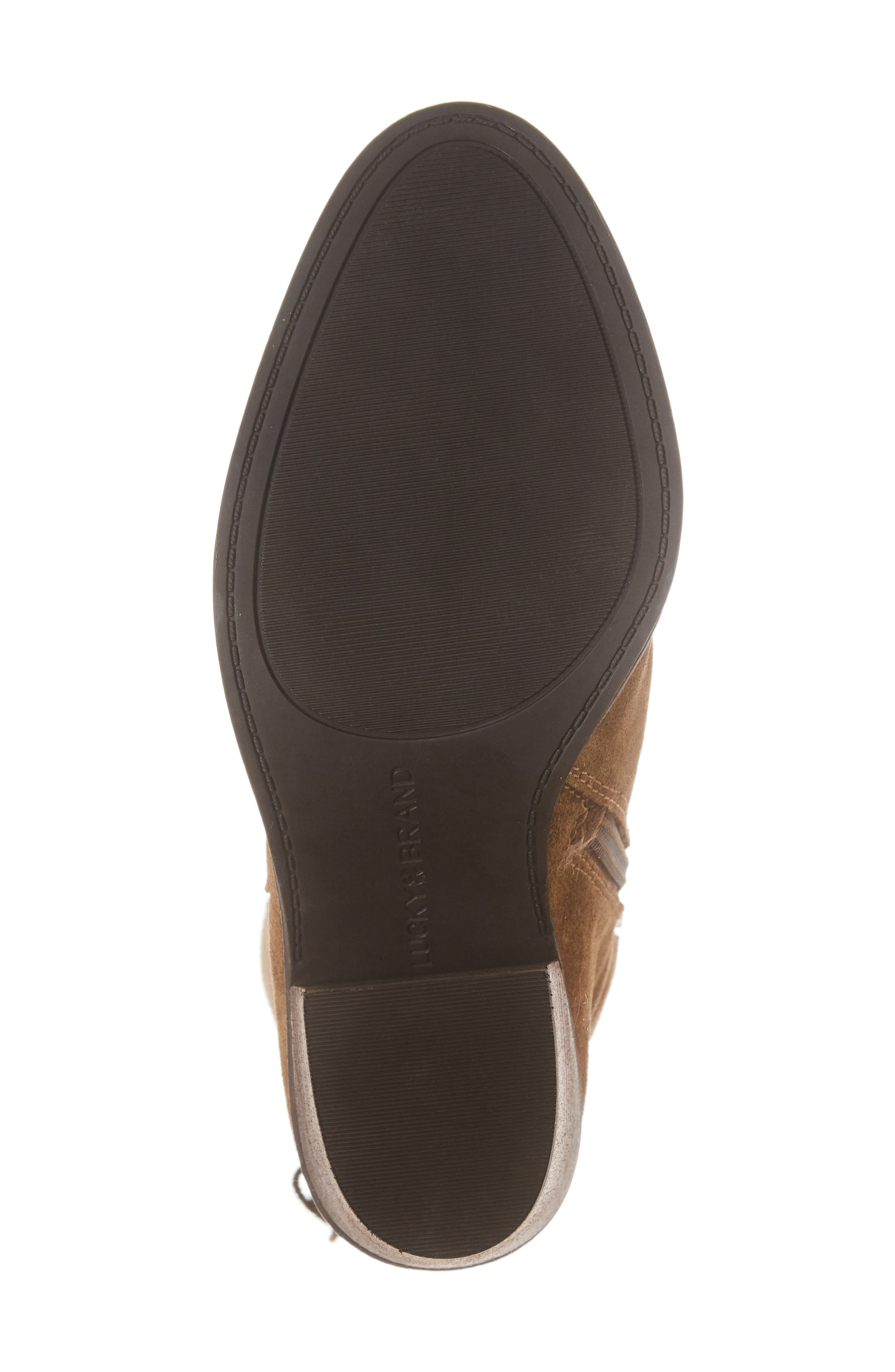Alternate Image 6  - Lucky Brand Pembe Asymmetrical Boot (Women)