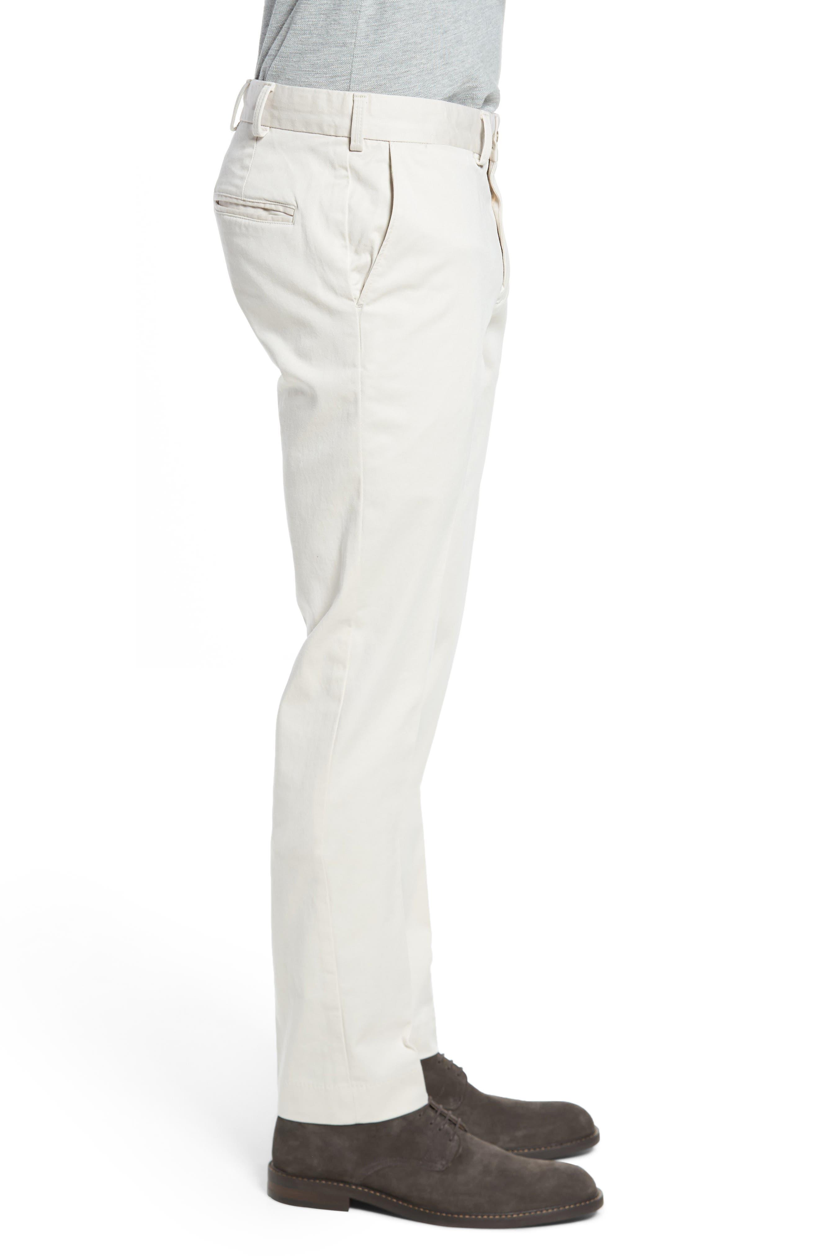 Alternate Image 3  - Bills Khakis Montgomery Slim Fit Stretch Twill Pants