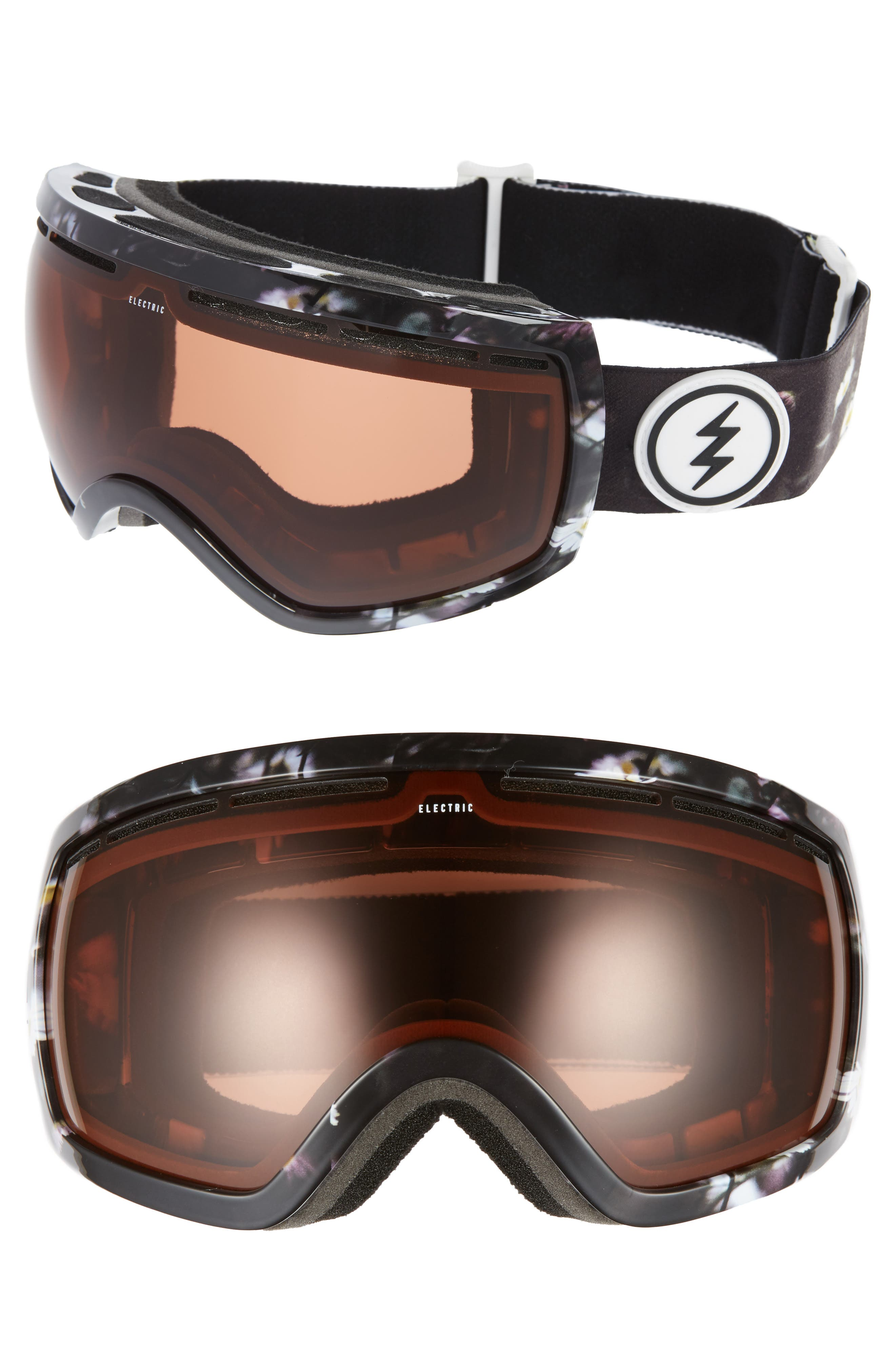 EG2.5 Snow Goggles,                         Main,                         color, Dark Floral