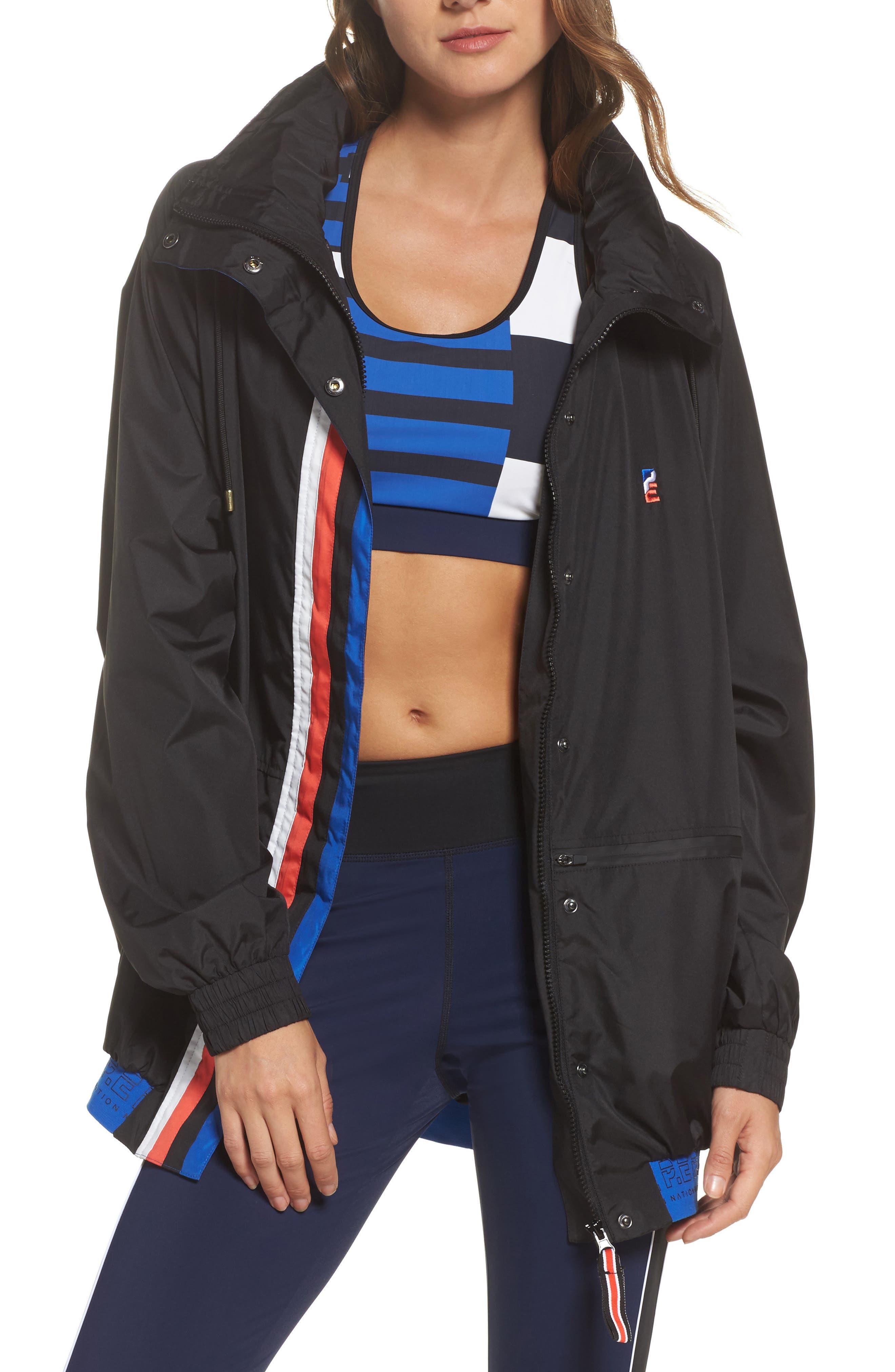 Back Up Jacket,                         Main,                         color, Black