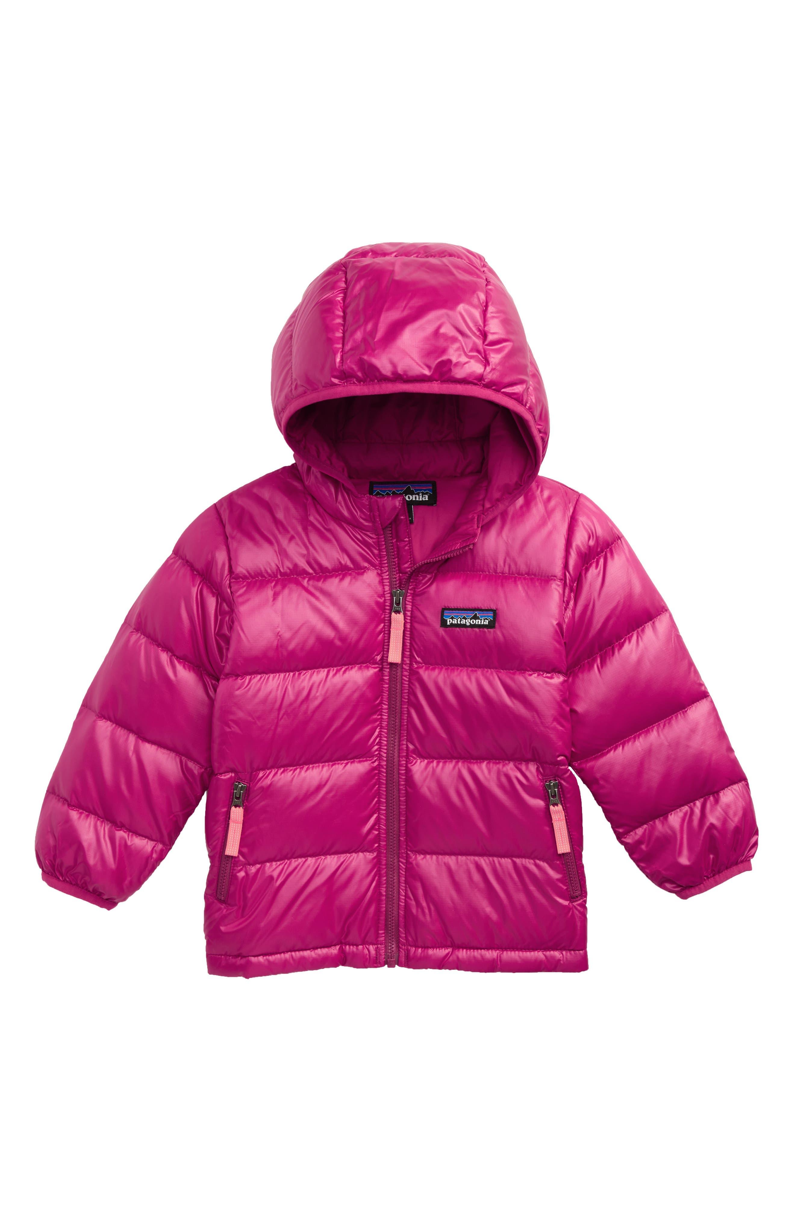 Patagonia Down Jacket (Toddler Girls)