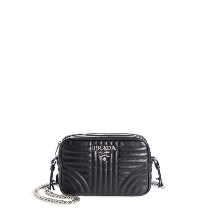 Prada Small Quilted Bowler Crossbody Bag | Nordstrom : quilted crossbody bags - Adamdwight.com