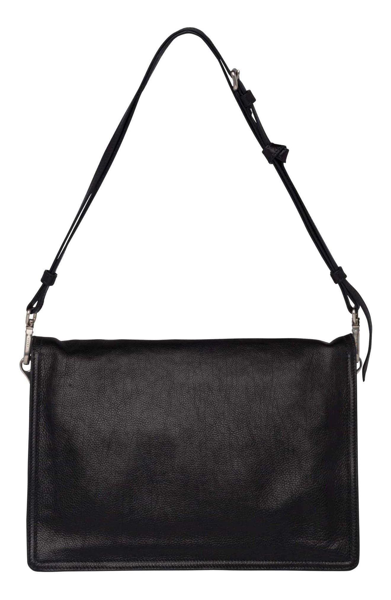 Alternate Image 3  - Prada Cahier Glace Messenger Bag
