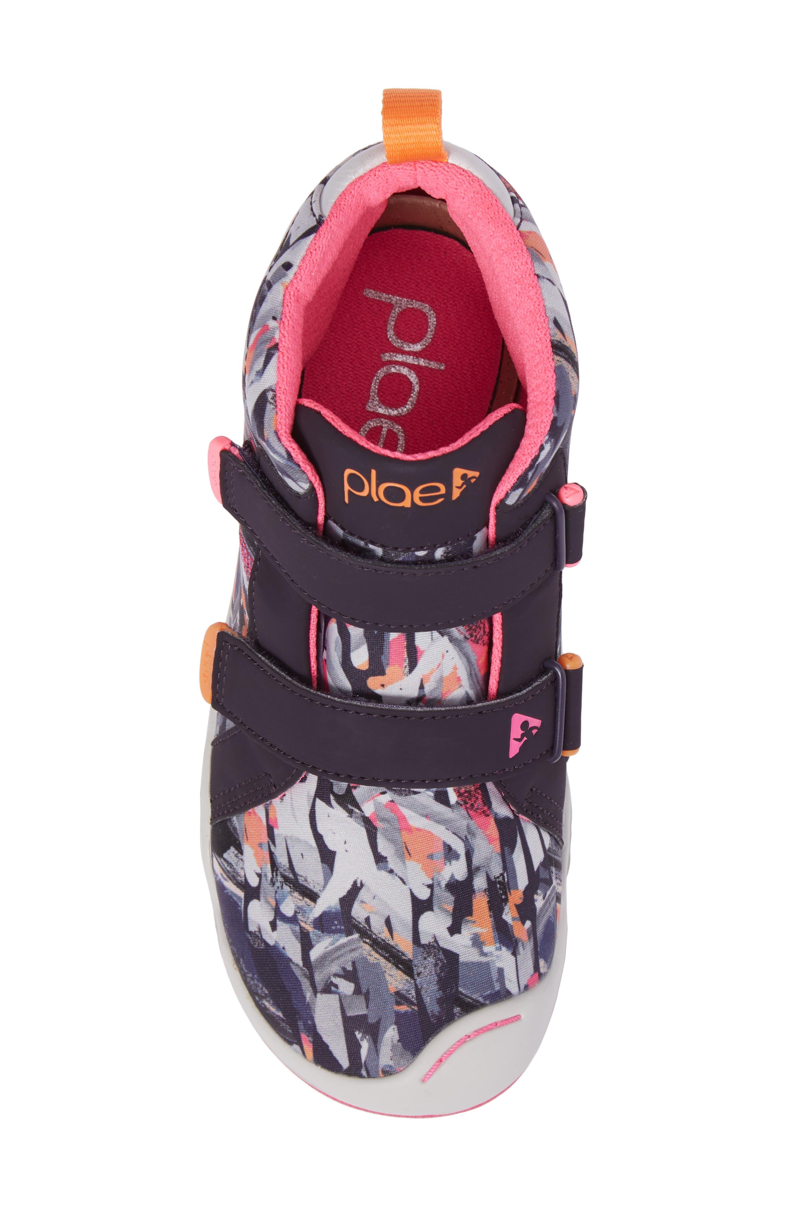 Alternate Image 5  - PLAE Max Customizable Mid Top Sneaker (Toddler & Little Kid)