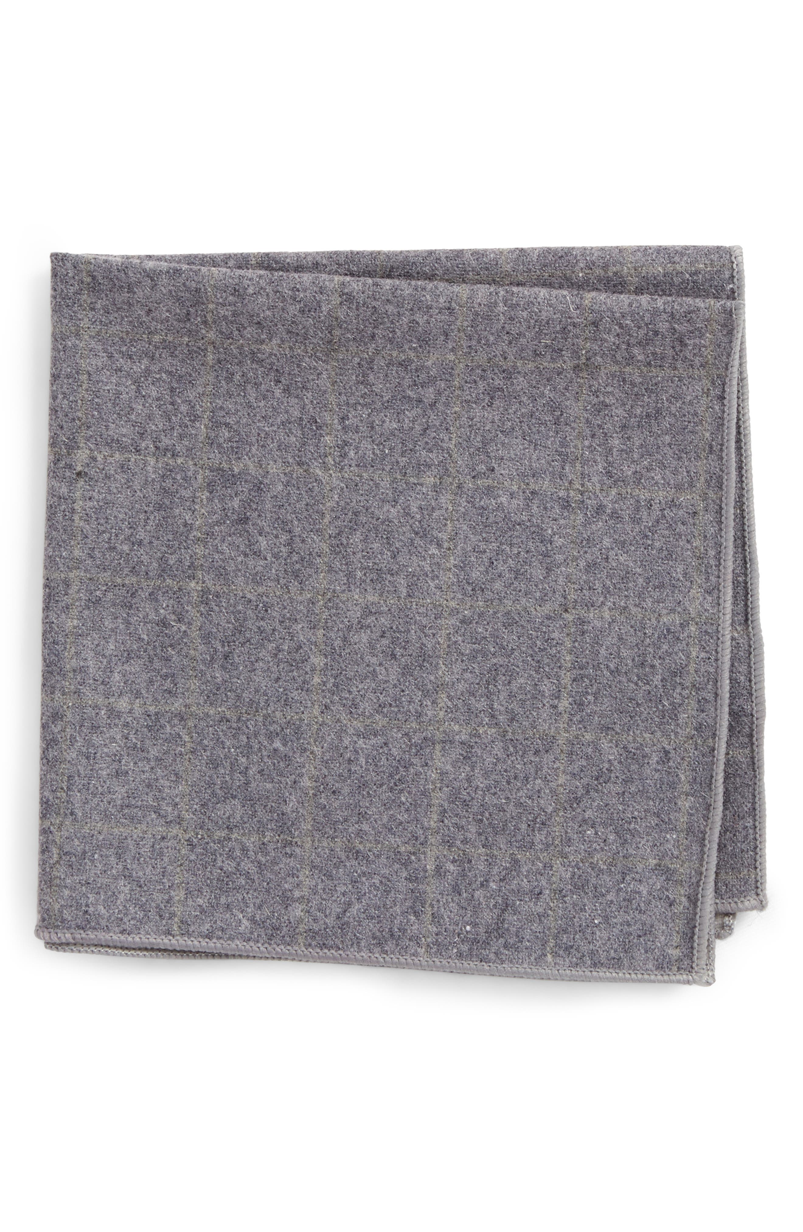 Main Image - The Tie Bar Flannel Pocket Square