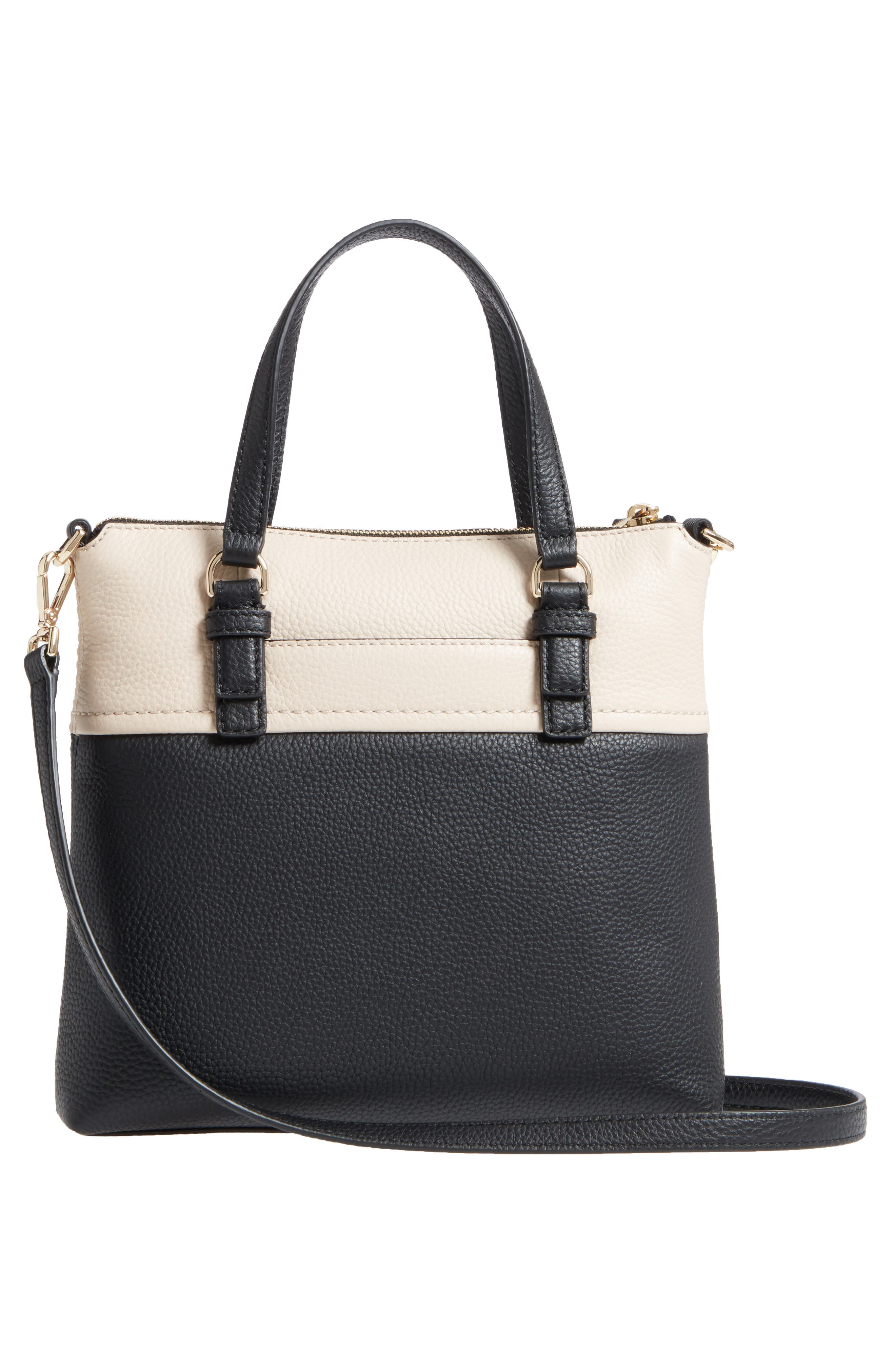 Alternate Image 3  - kate spade new york jackson street - hayley leather satchel