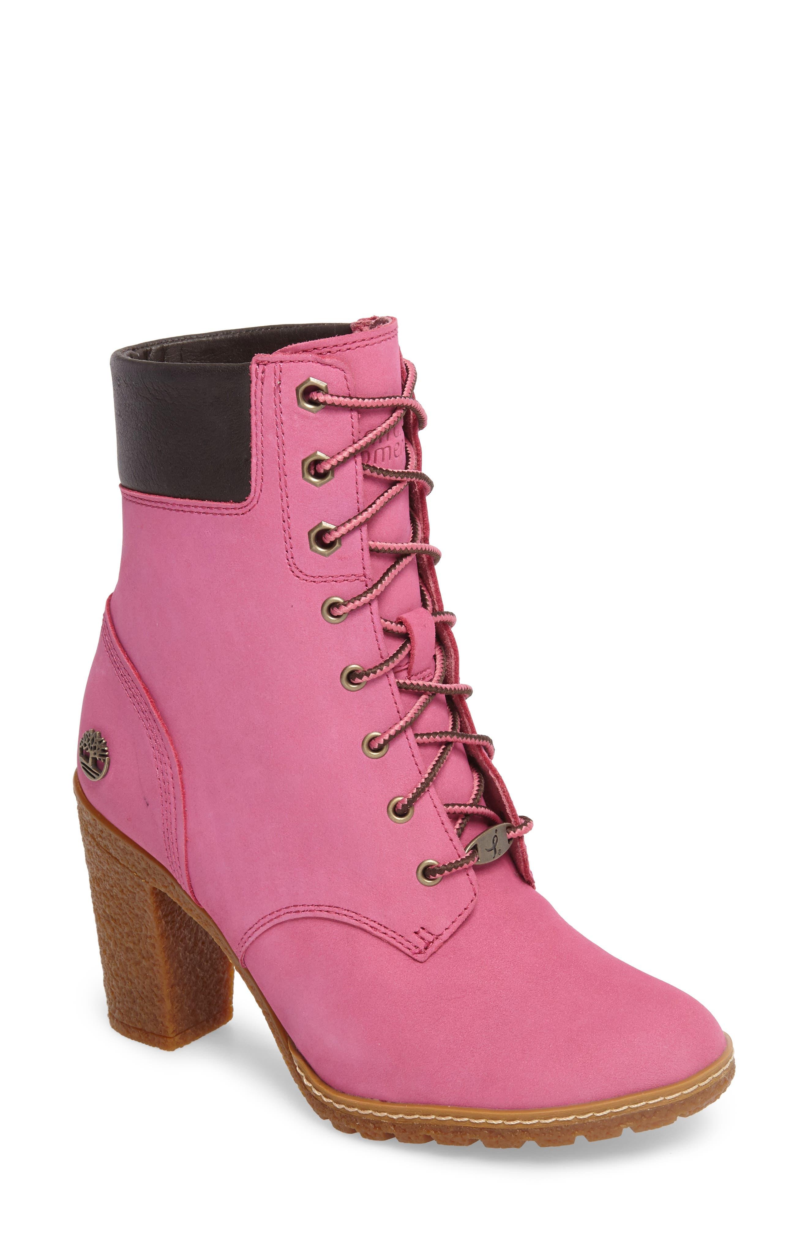 Timberland x Susan G. Kommen Glancy Boot (Women)