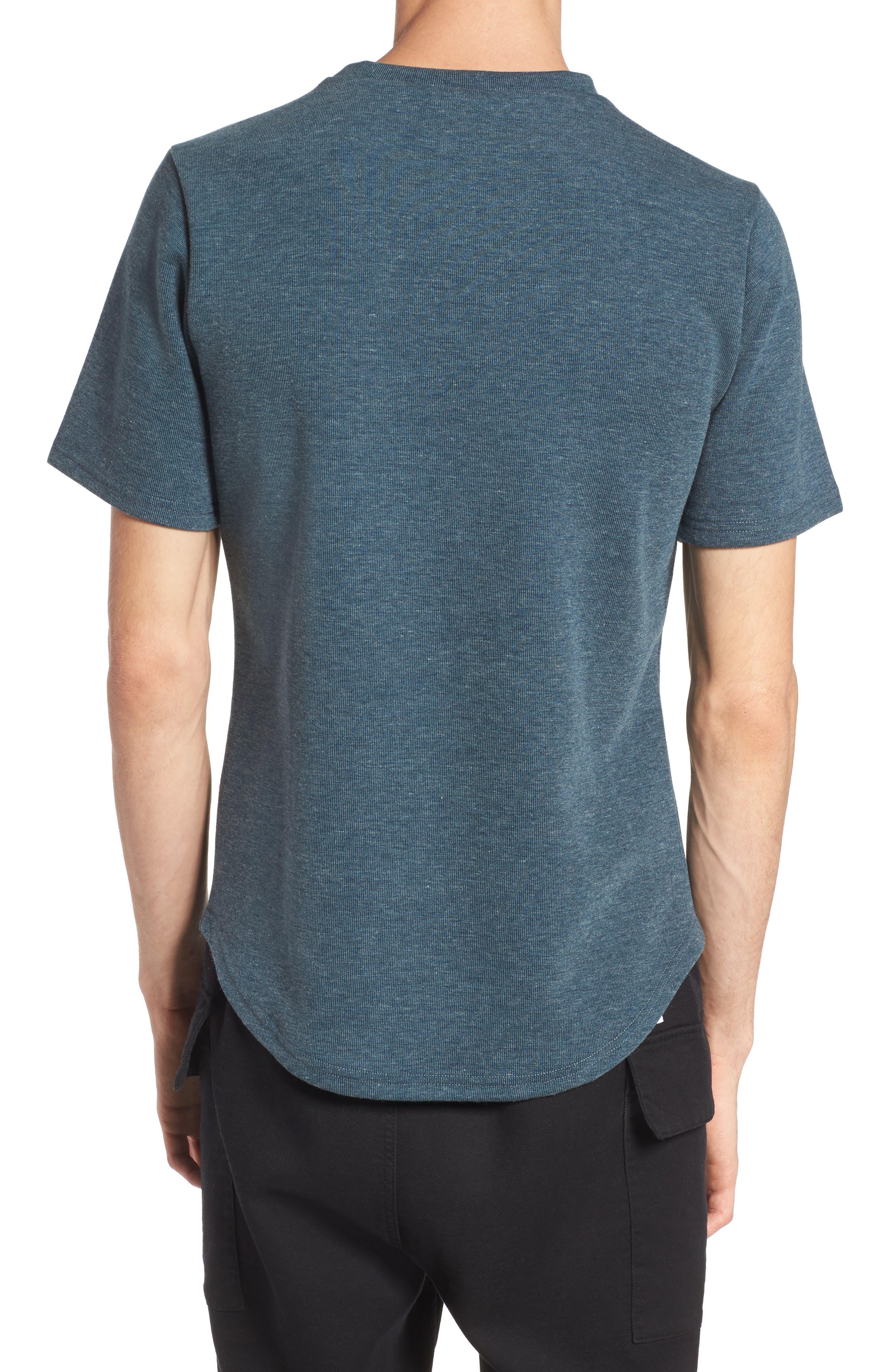Onyx T-Shirt,                             Alternate thumbnail 2, color,                             Teal