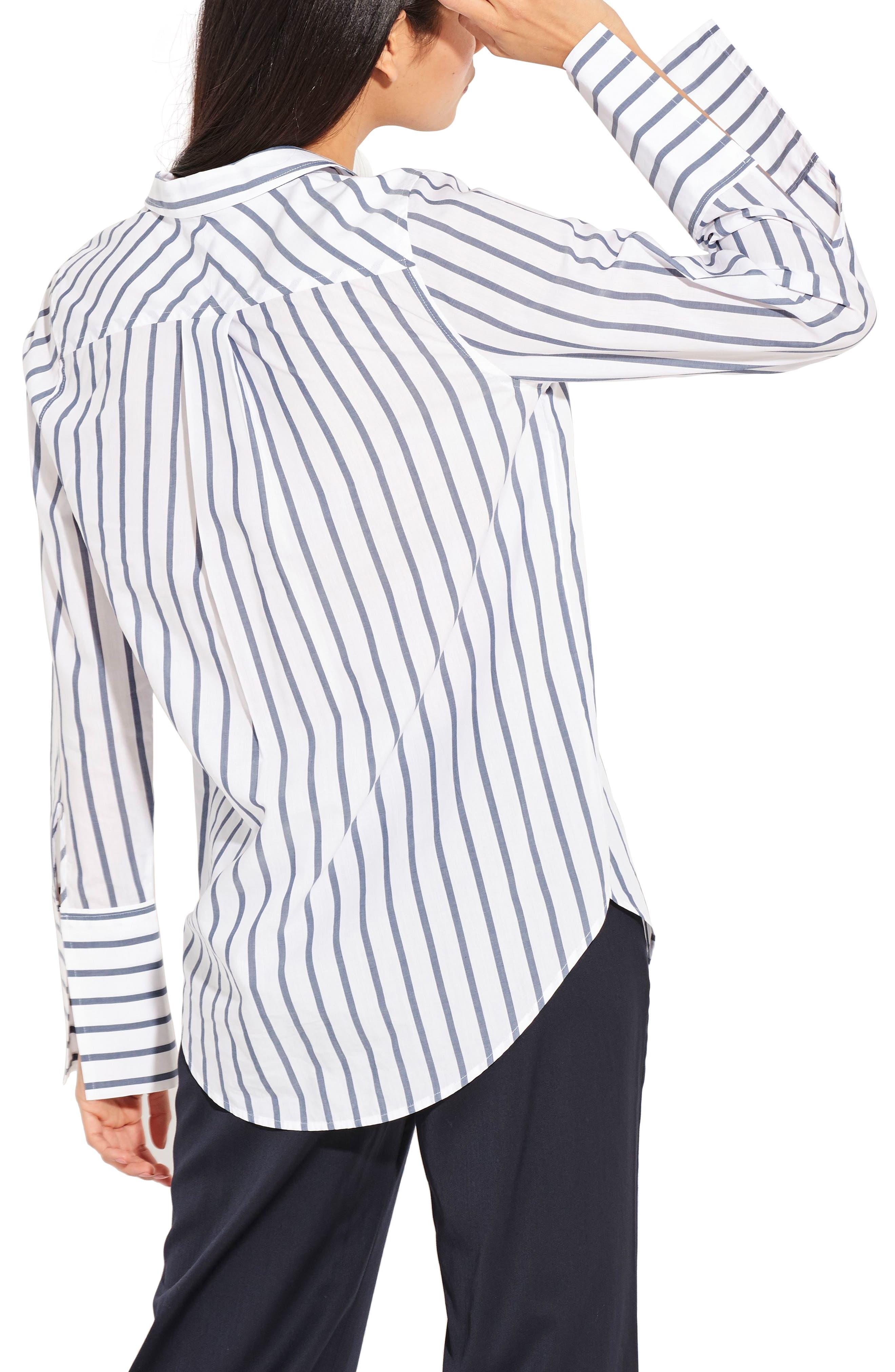 Alternate Image 3  - AYR The Great Hope Stripe Shirt