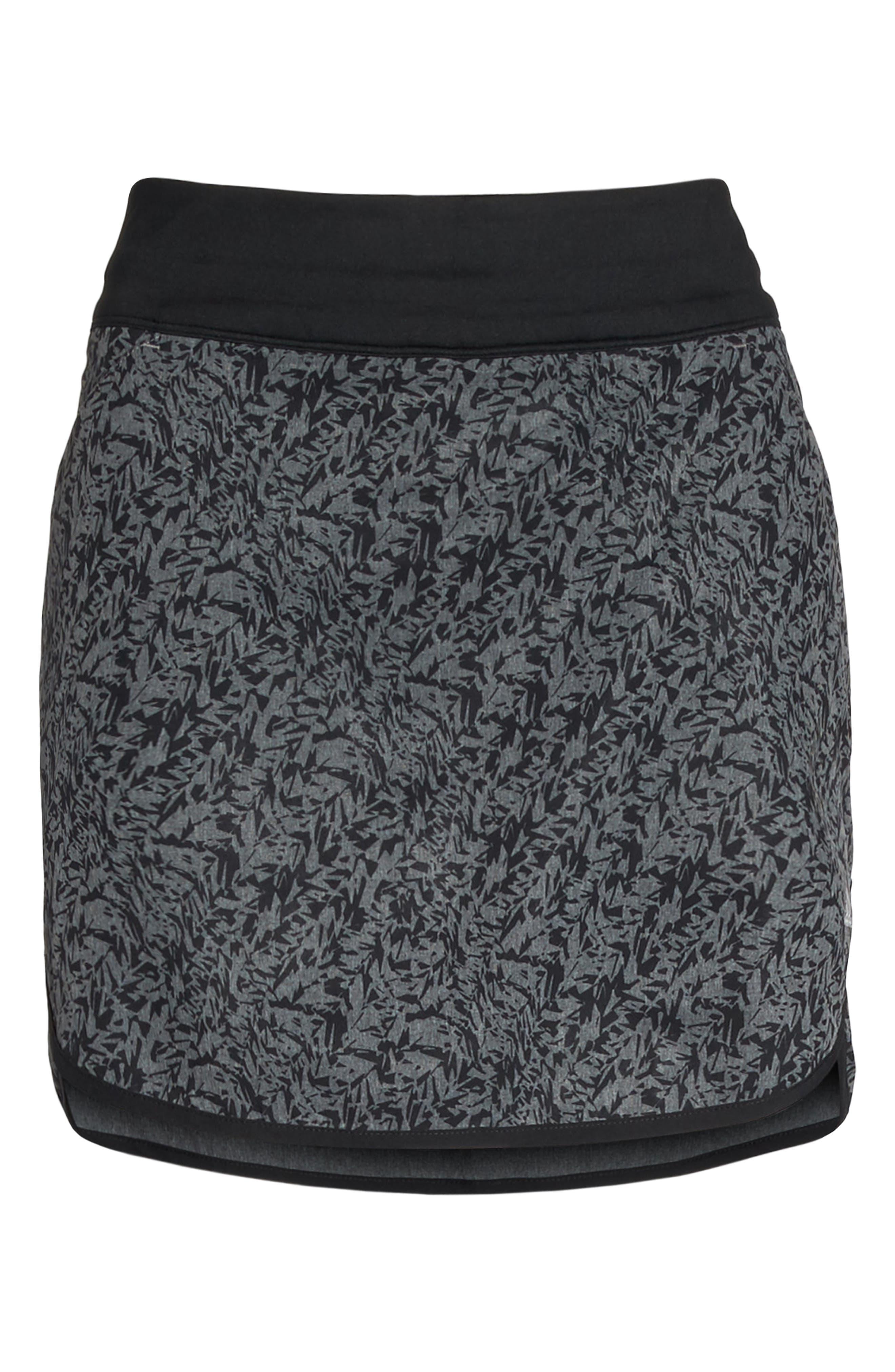 Rangewear Skort,                         Main,                         color, Black