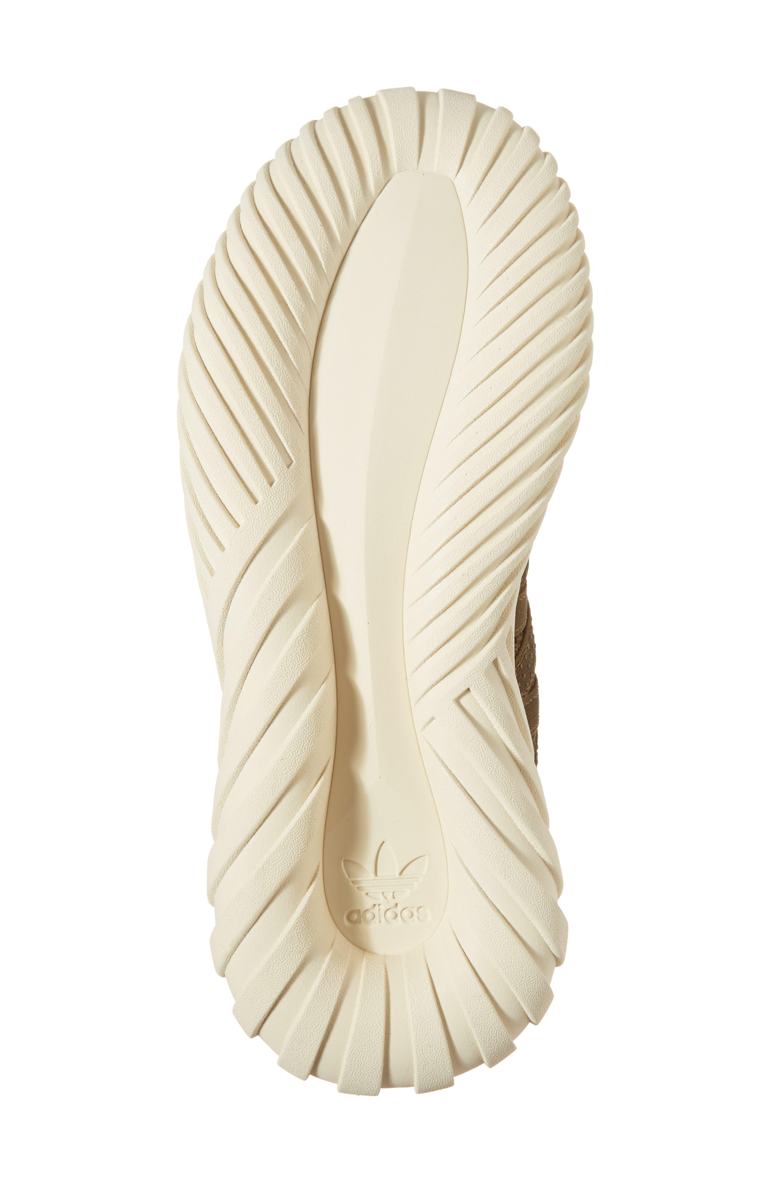 Alternate Image 6  - adidas Tubular Dawn Sneaker (Women)