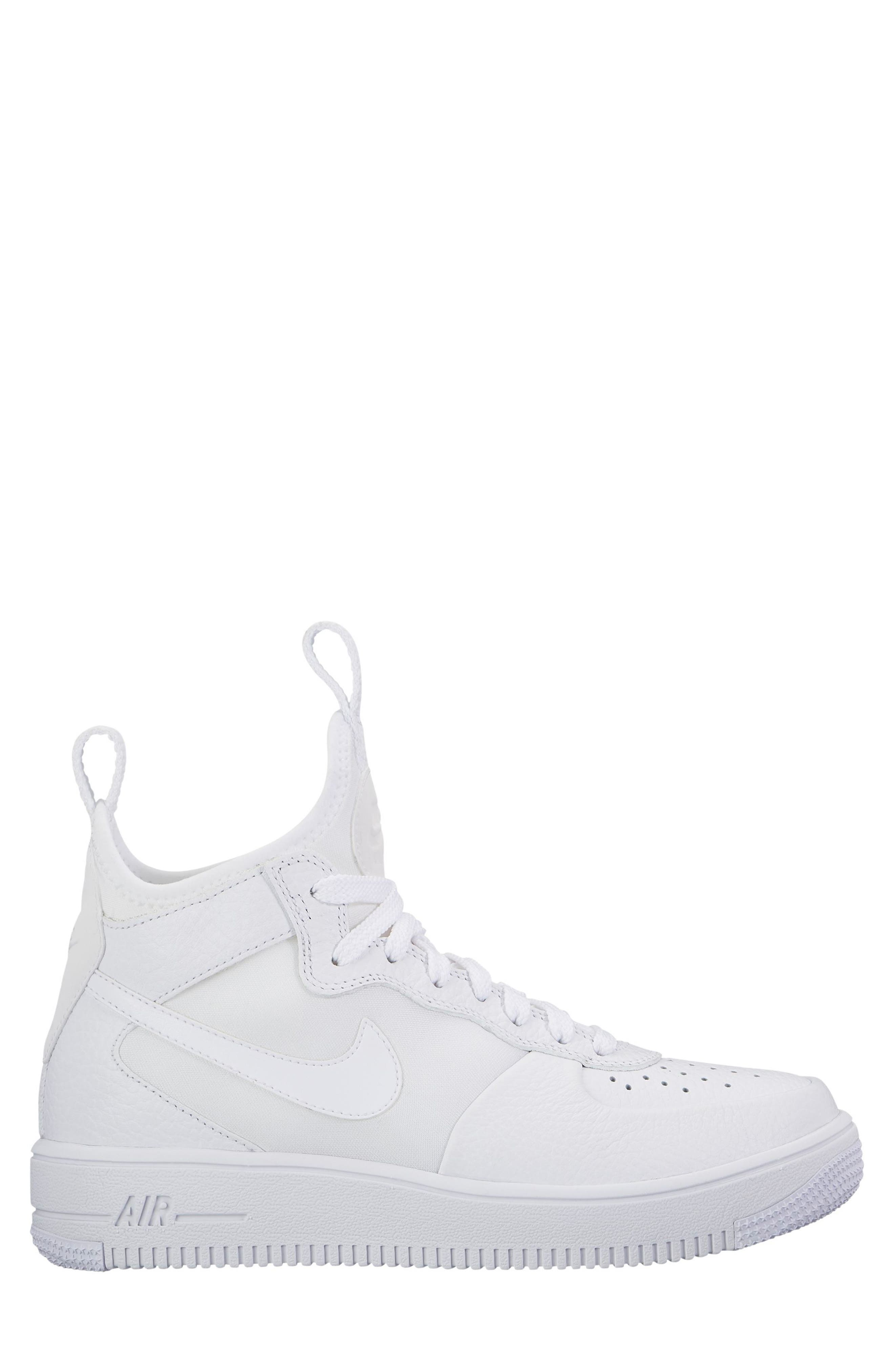 Main Image - Nike Air Force 1 Ultraforce Mid Sneaker (Women)