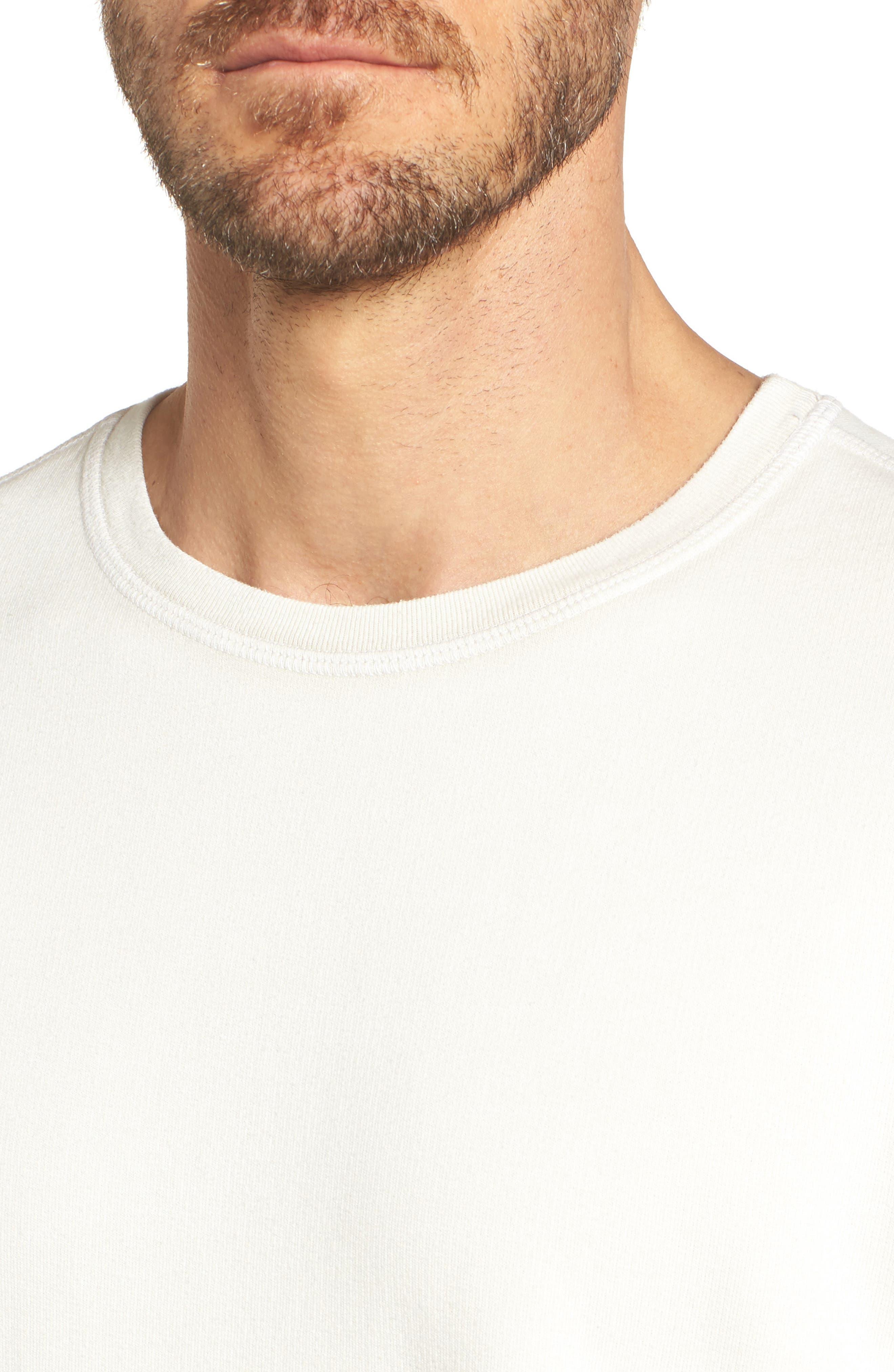 Max Slim Long Sleeve T-Shirt,                             Alternate thumbnail 4, color,                             Sunbaked Moonglade