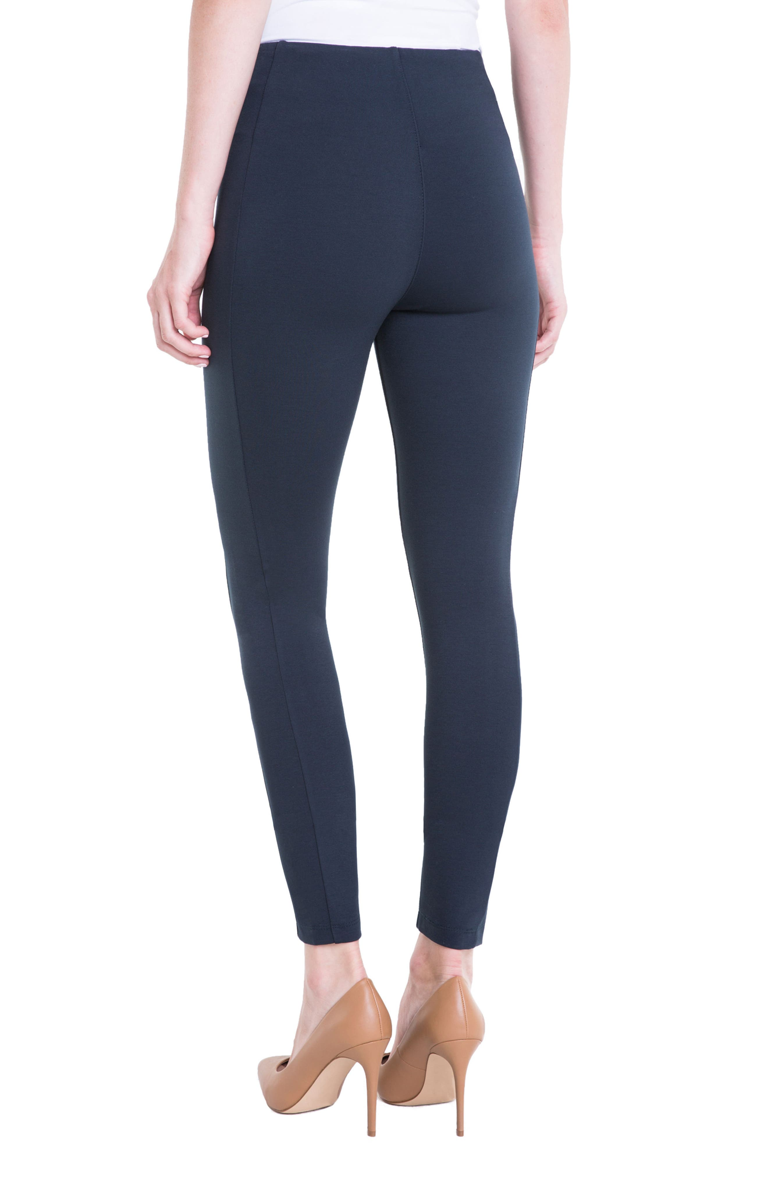 Alternate Image 2  - Liverpool Jeans Company Reese Ankle Leggings