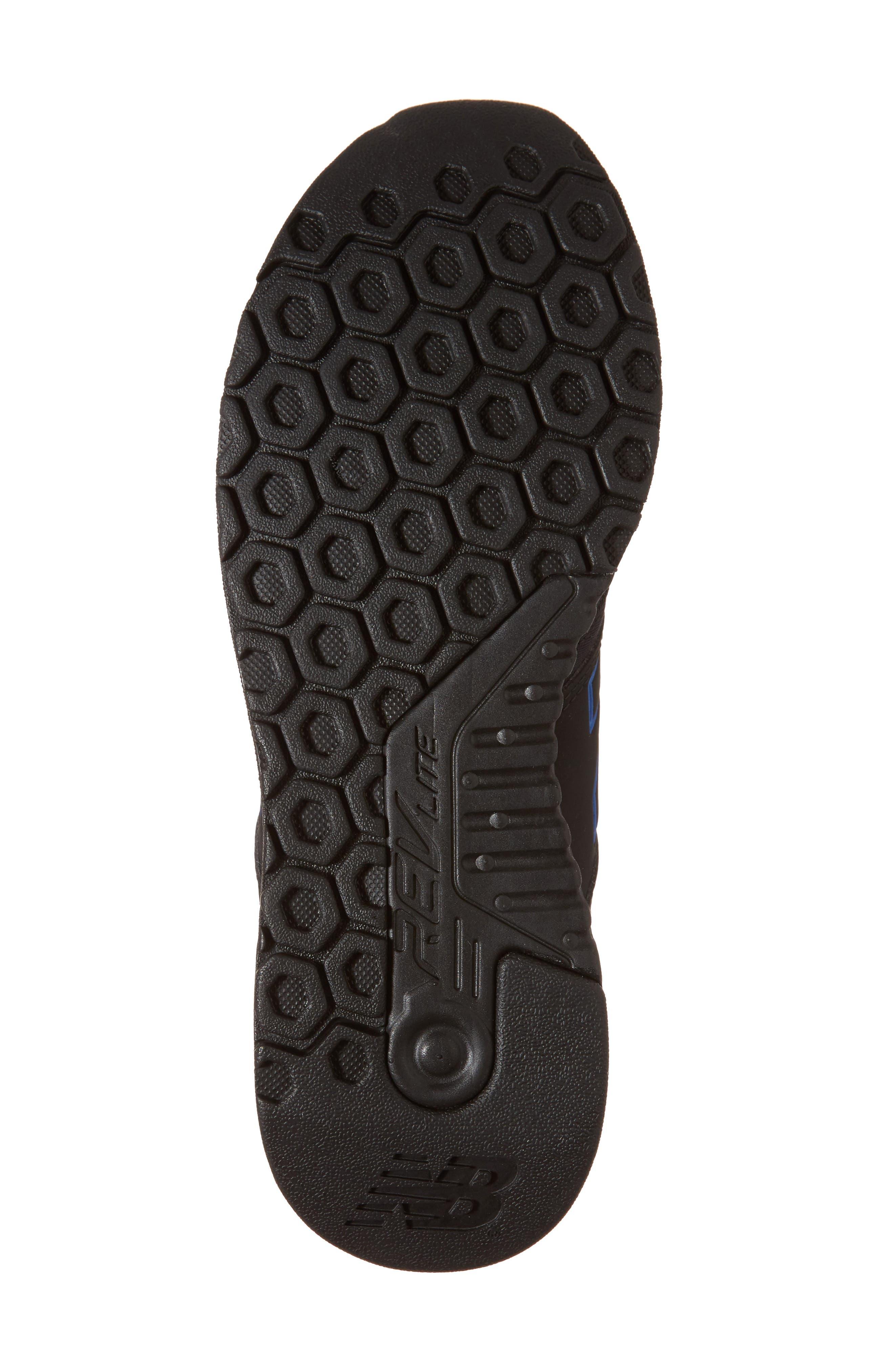 247 Sneaker,                             Alternate thumbnail 6, color,                             Black