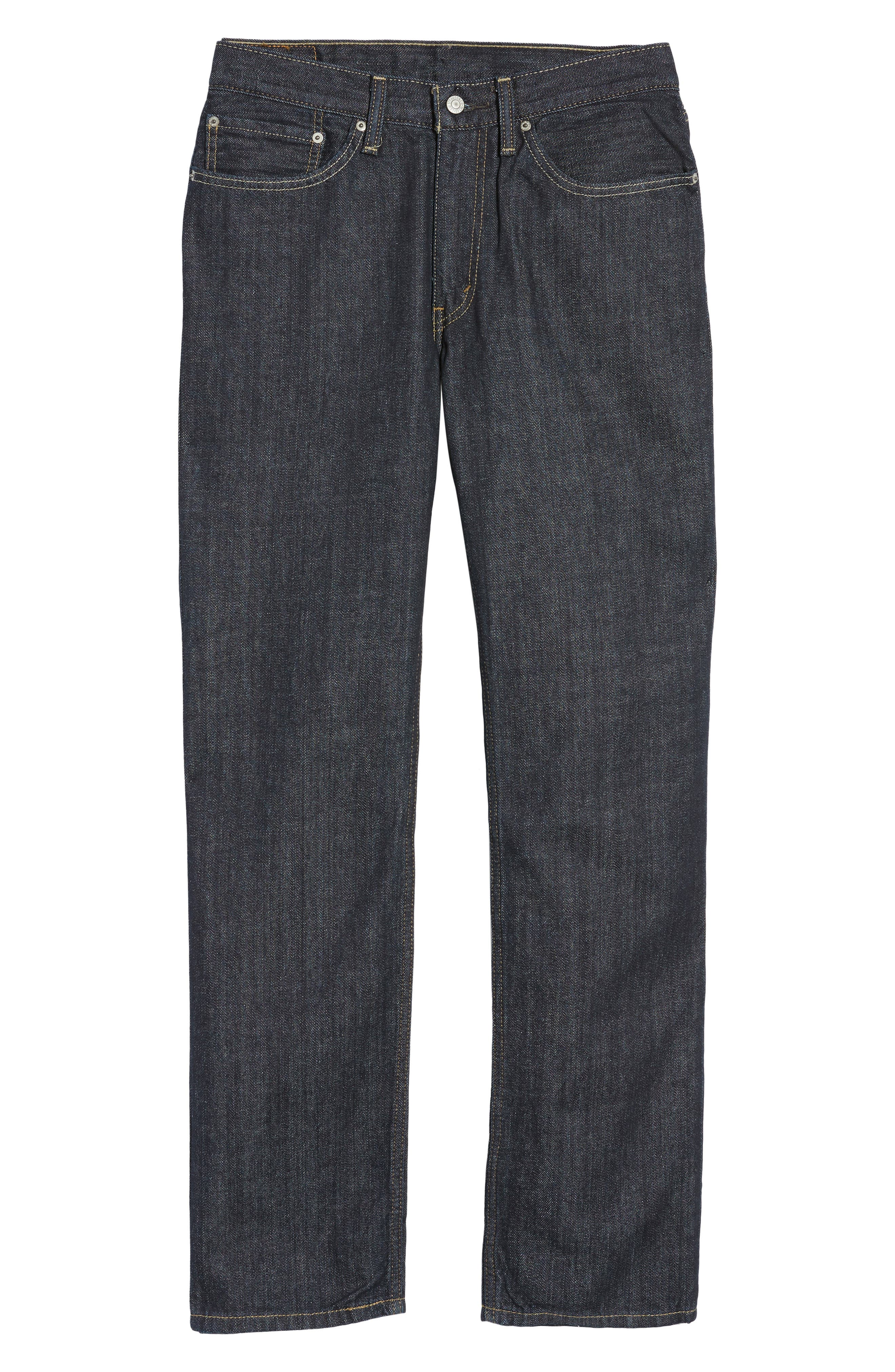 514<sup>™</sup> Straight Leg Jeans,                             Alternate thumbnail 6, color,                             Tumbled Rigid
