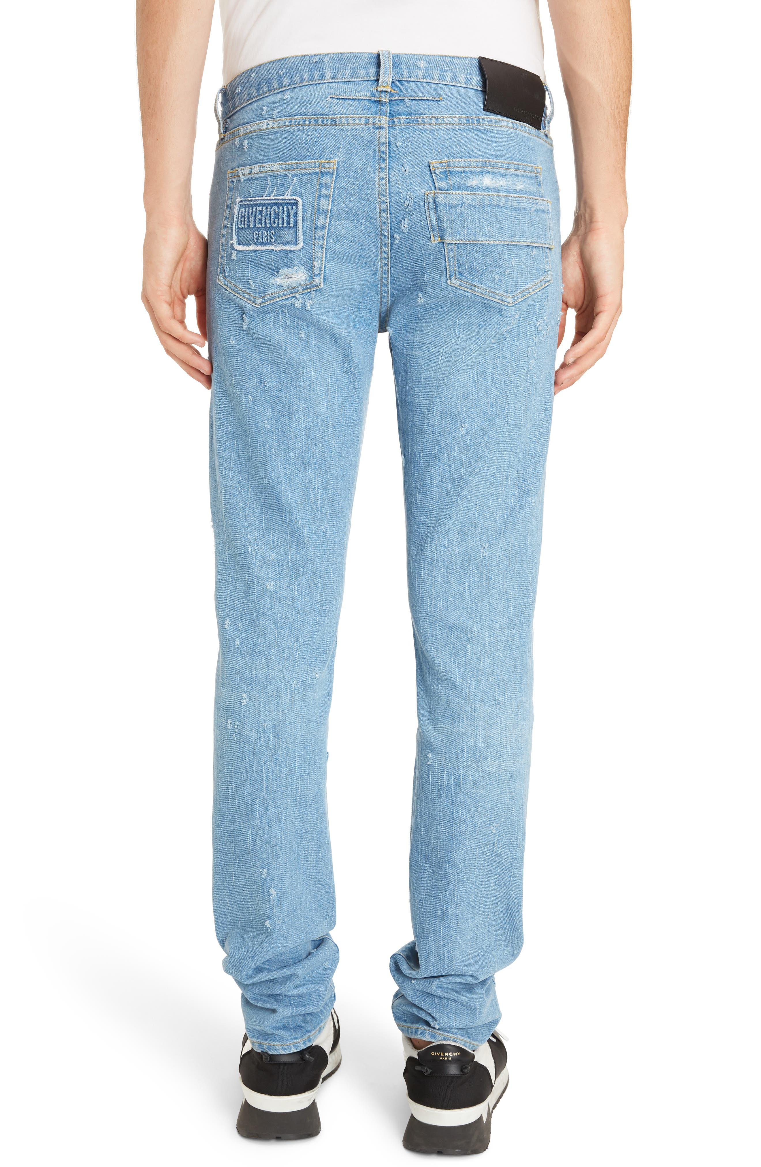 Alternate Image 2  - Givenchy Rico Fit Jeans