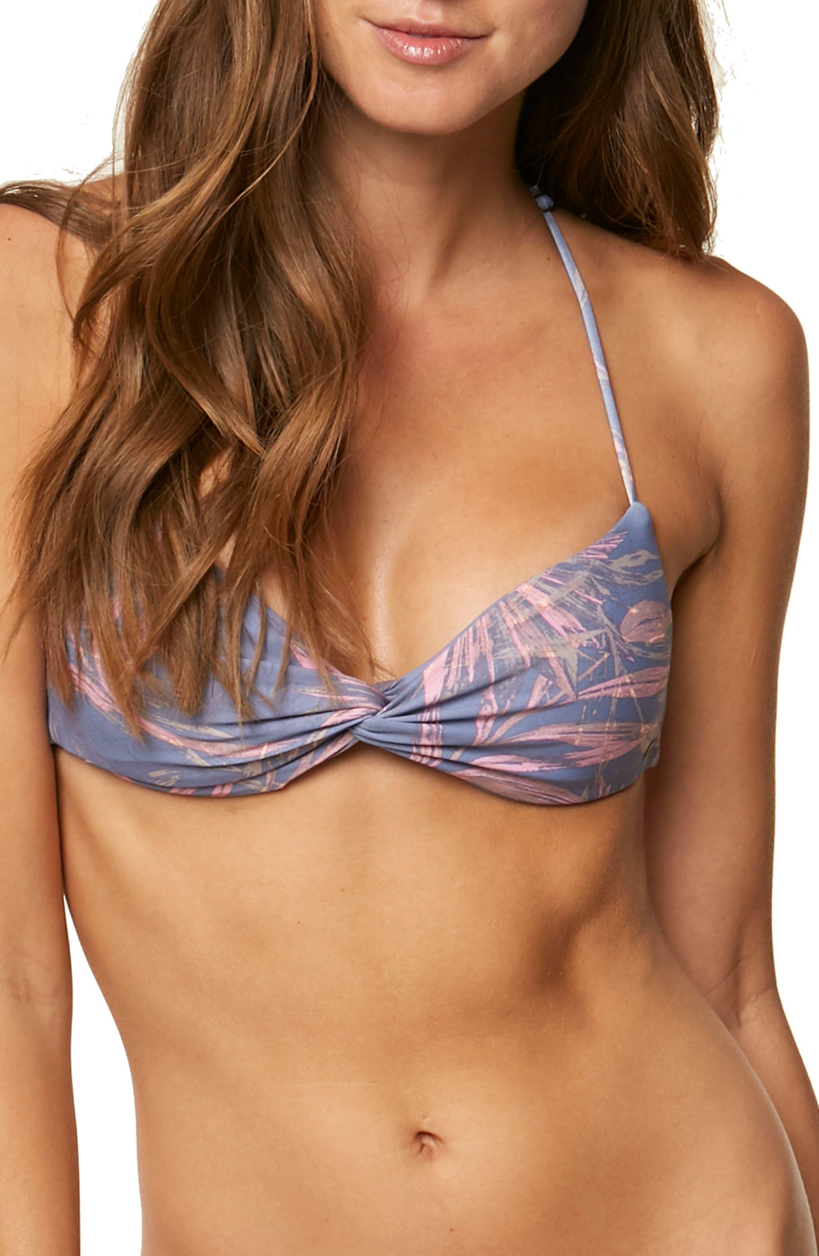 Alternate Image 3  - O'Neill Faye Triangle Bikini Top