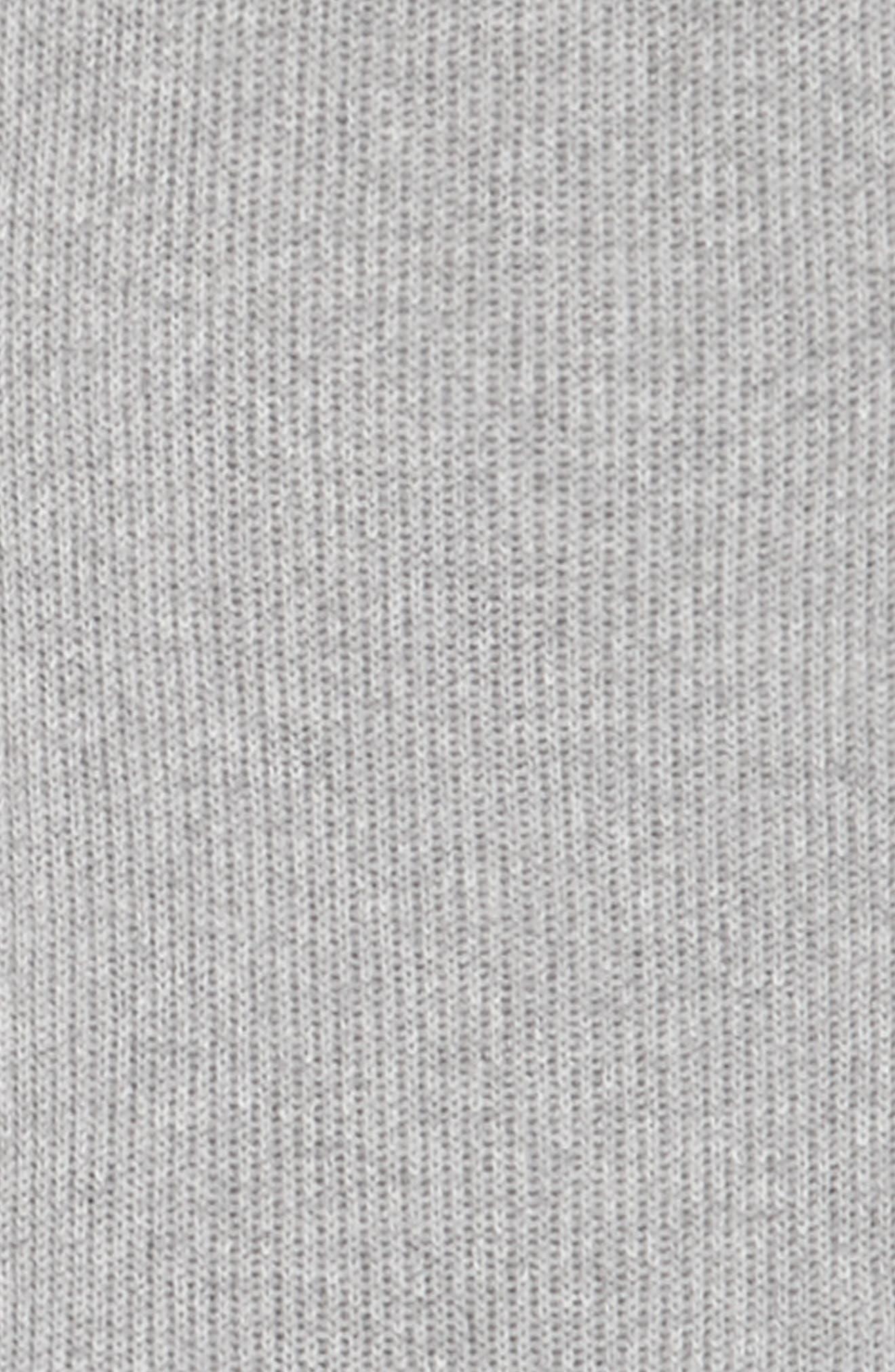 Alternate Image 3  - rag & bone Ace Rib Knit Cashmere Scarf