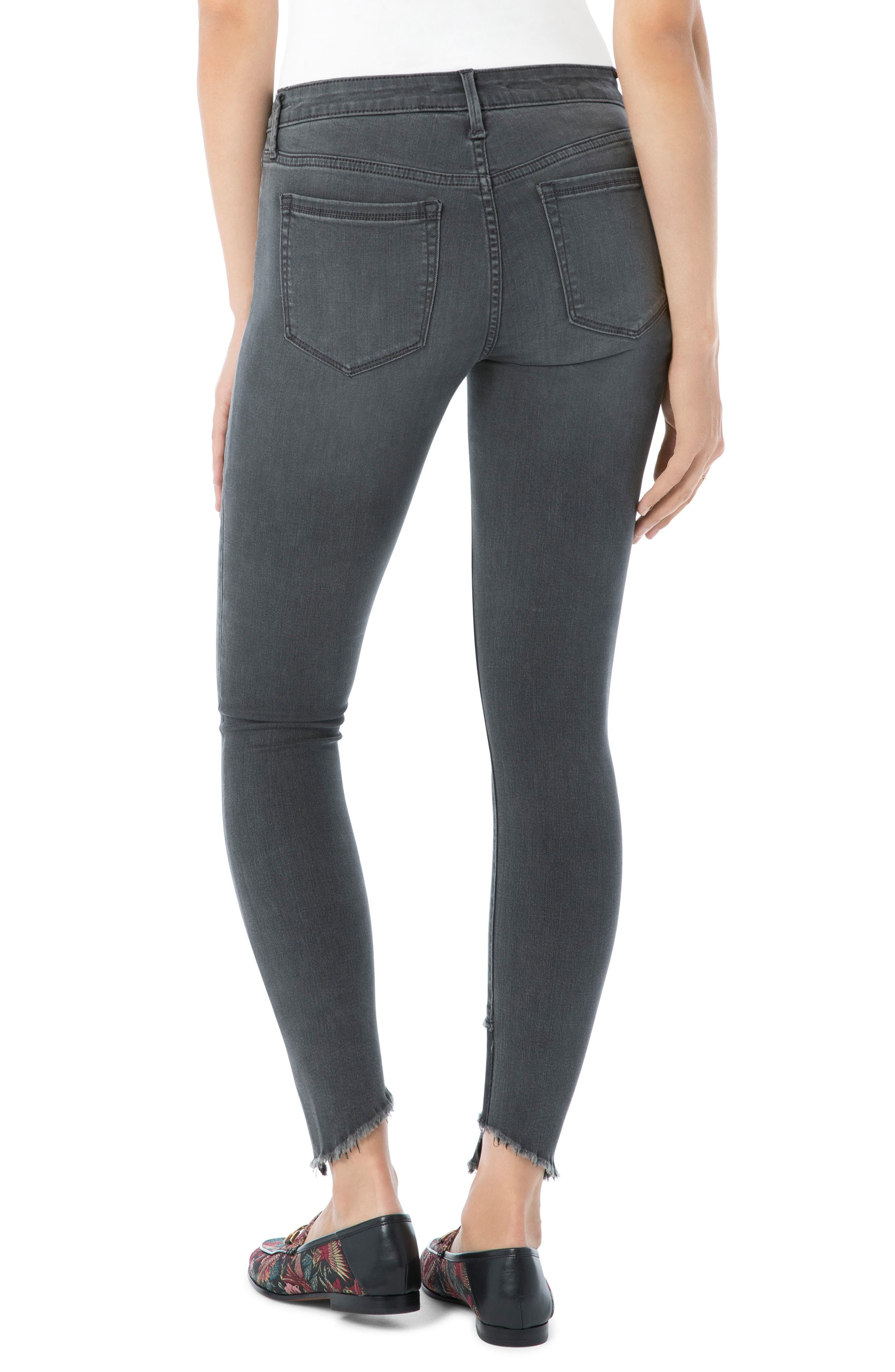 Alternate Image 2  - Sam Edelman The Kitten Ankle Jeans (Mason)