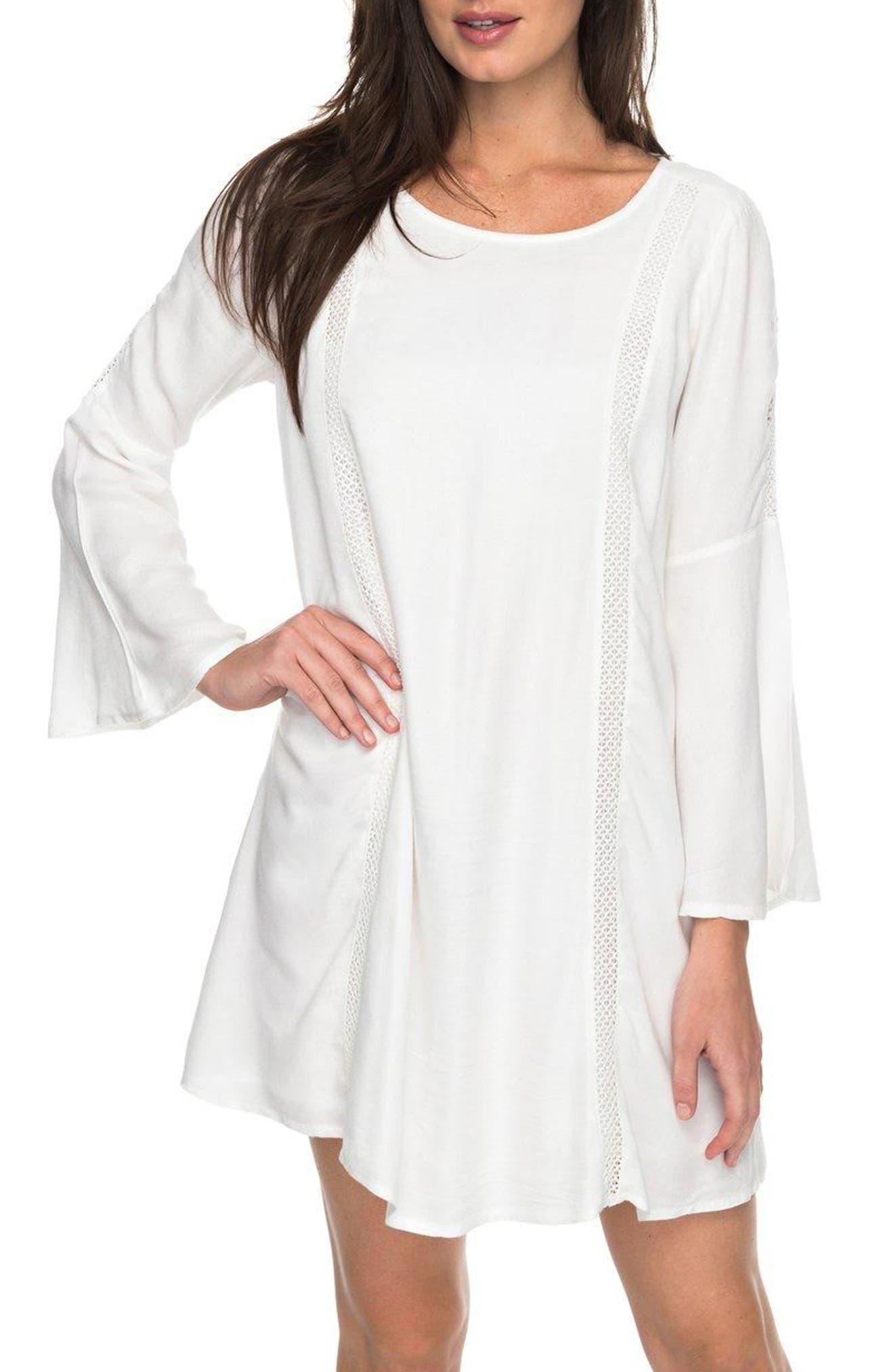 East Coast Dreamer Dress,                         Main,                         color, Marshmallow