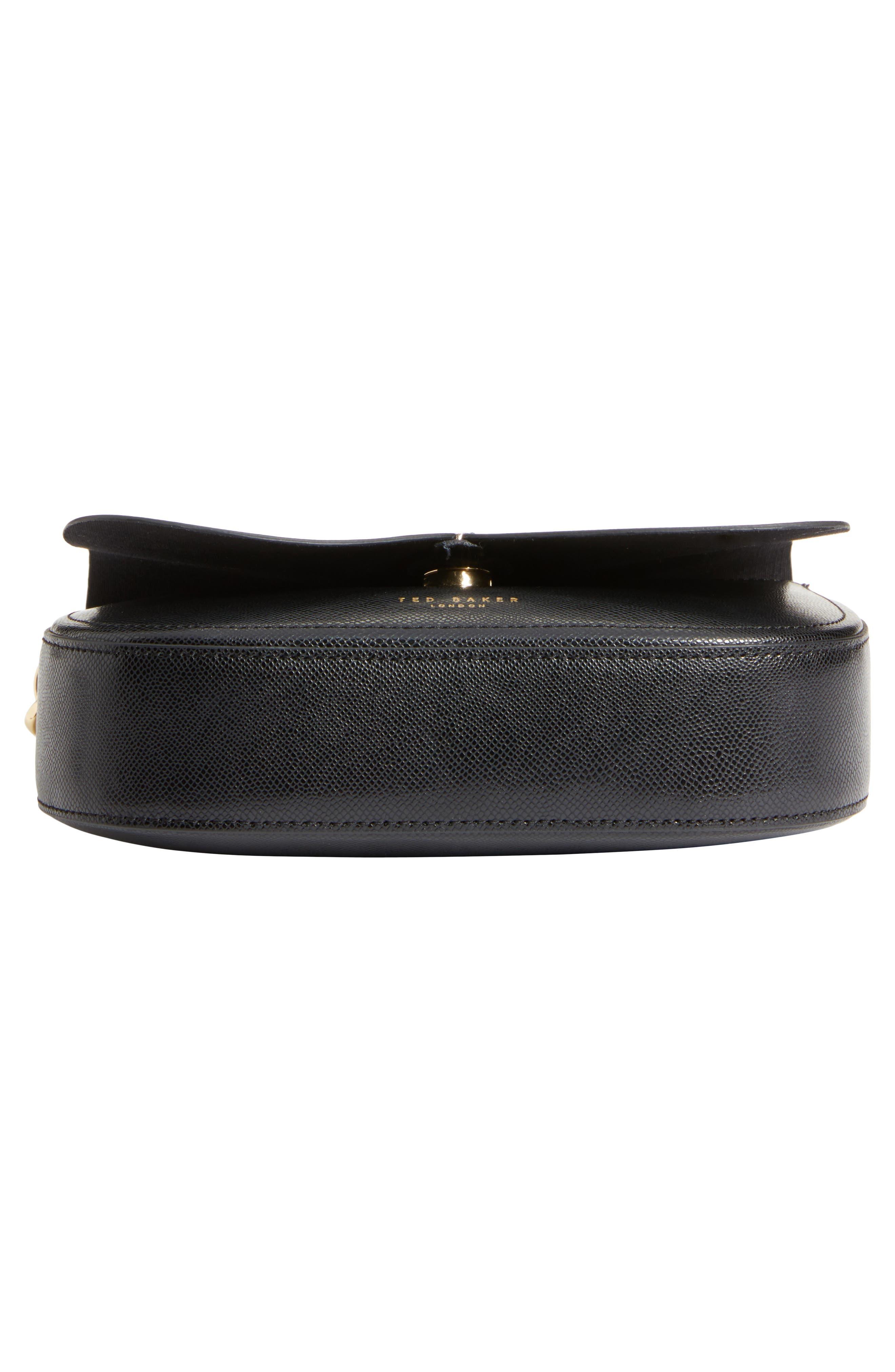 Alternate Image 6  - Ted Baker London Kittii Cat Leather Crossbody Bag