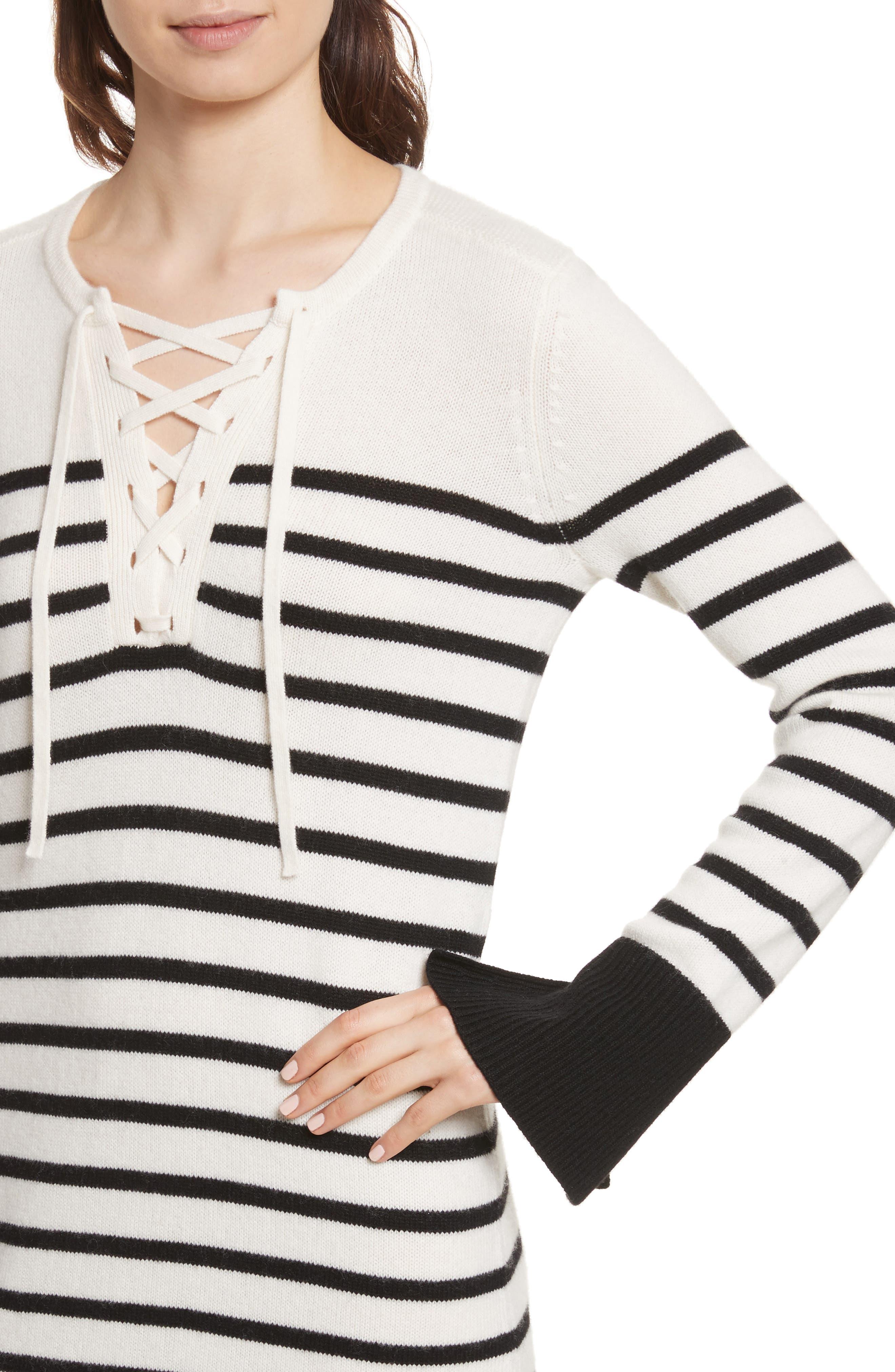 Alternate Image 4  - Joie Heltan Wool & Cashmere Sweater Dress