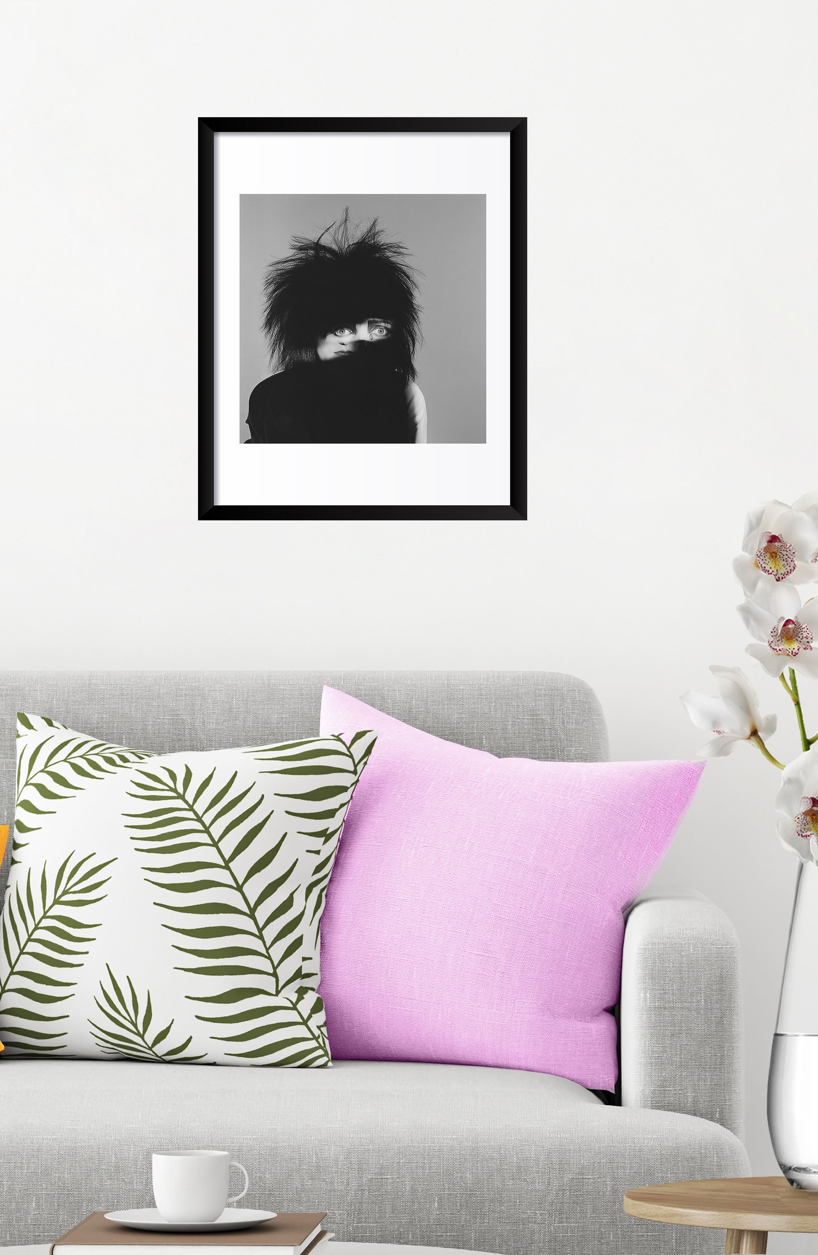 Alternate Image 2  - Artography Limited Siouxsie Sioux Fine Art Print