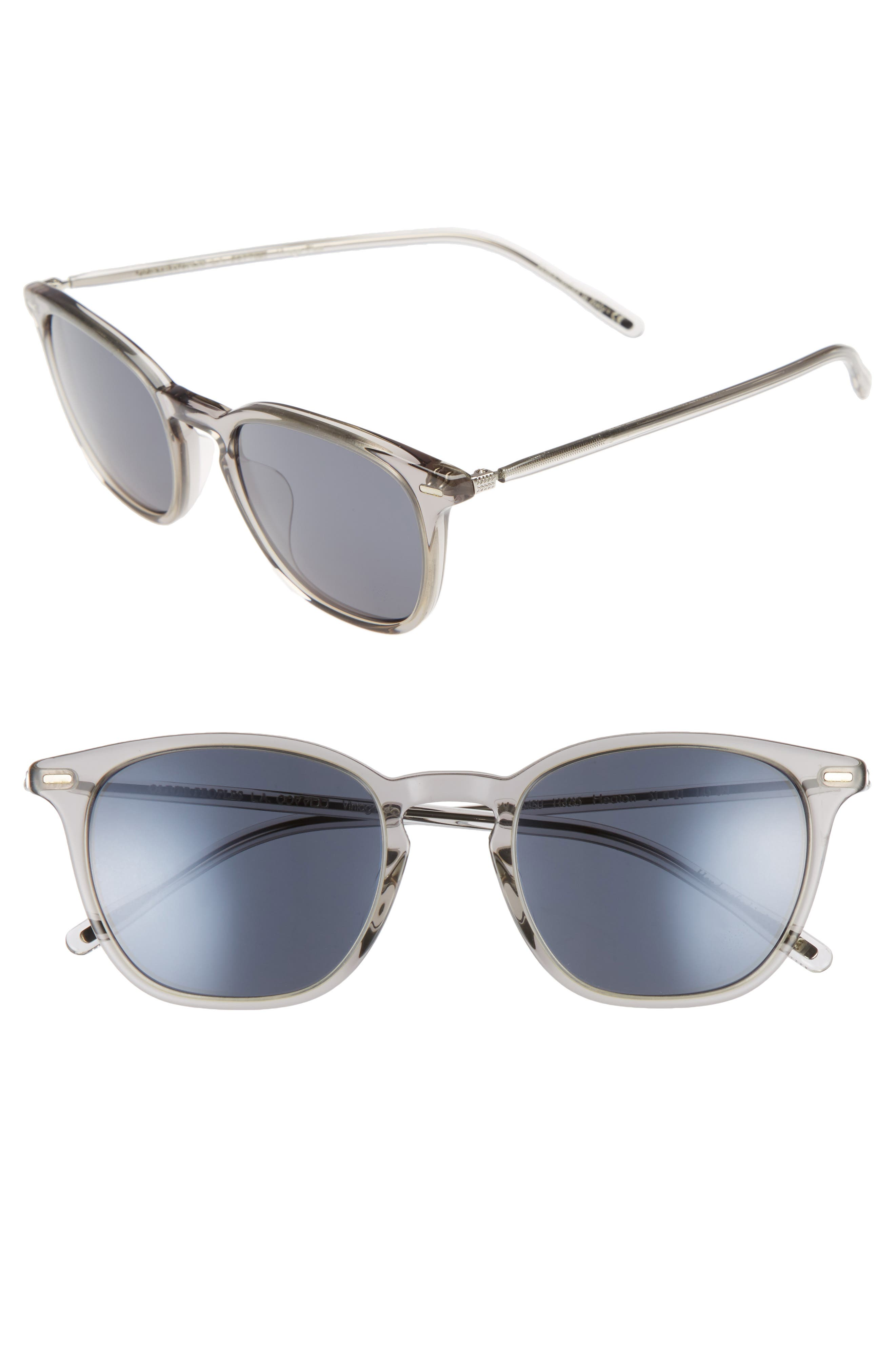 Heaton 51mm Sunglasses,                         Main,                         color, Workman Grey