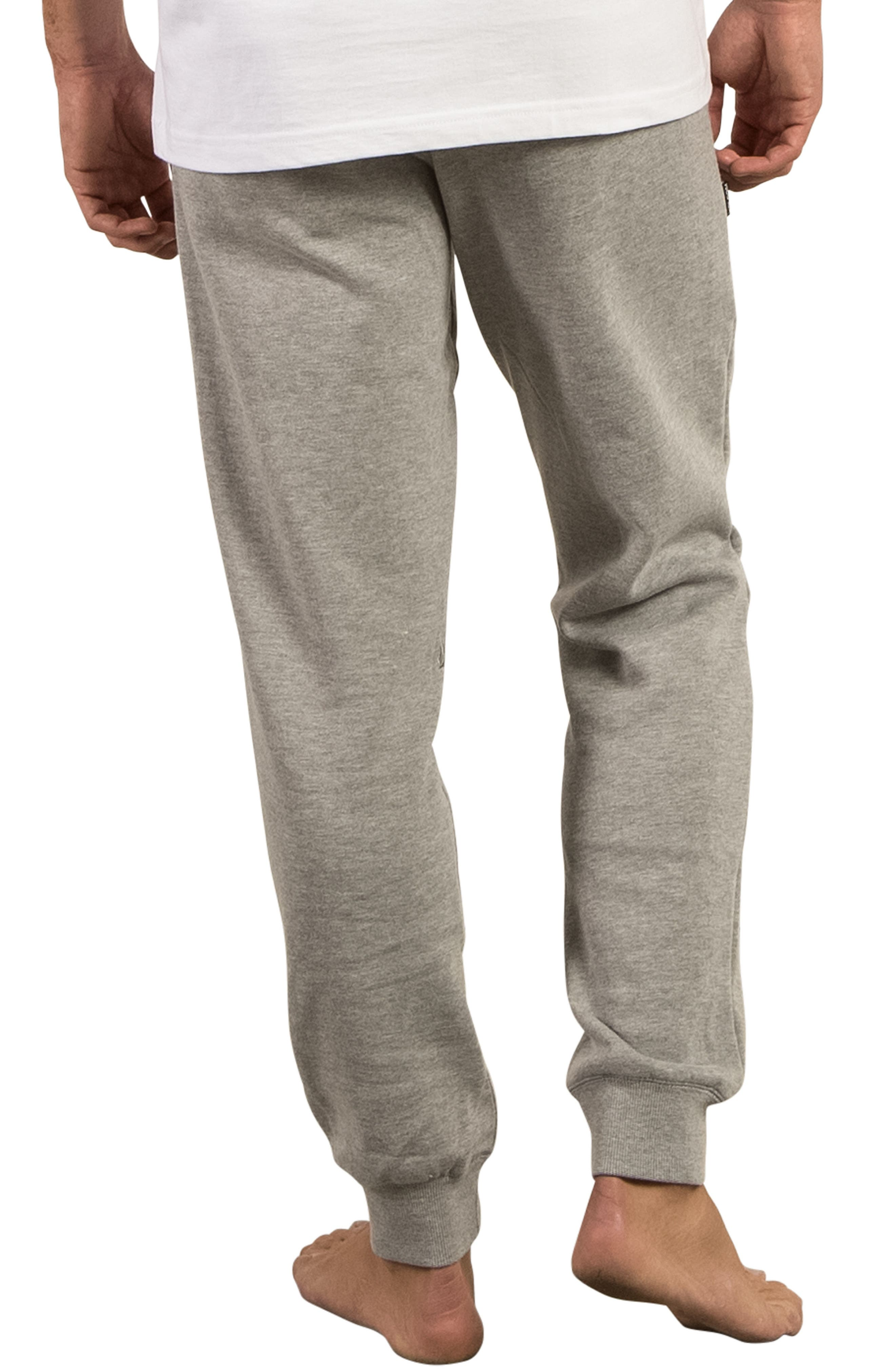 Alternate Image 2  - Volcom Single Stone Fleece Sweatpants