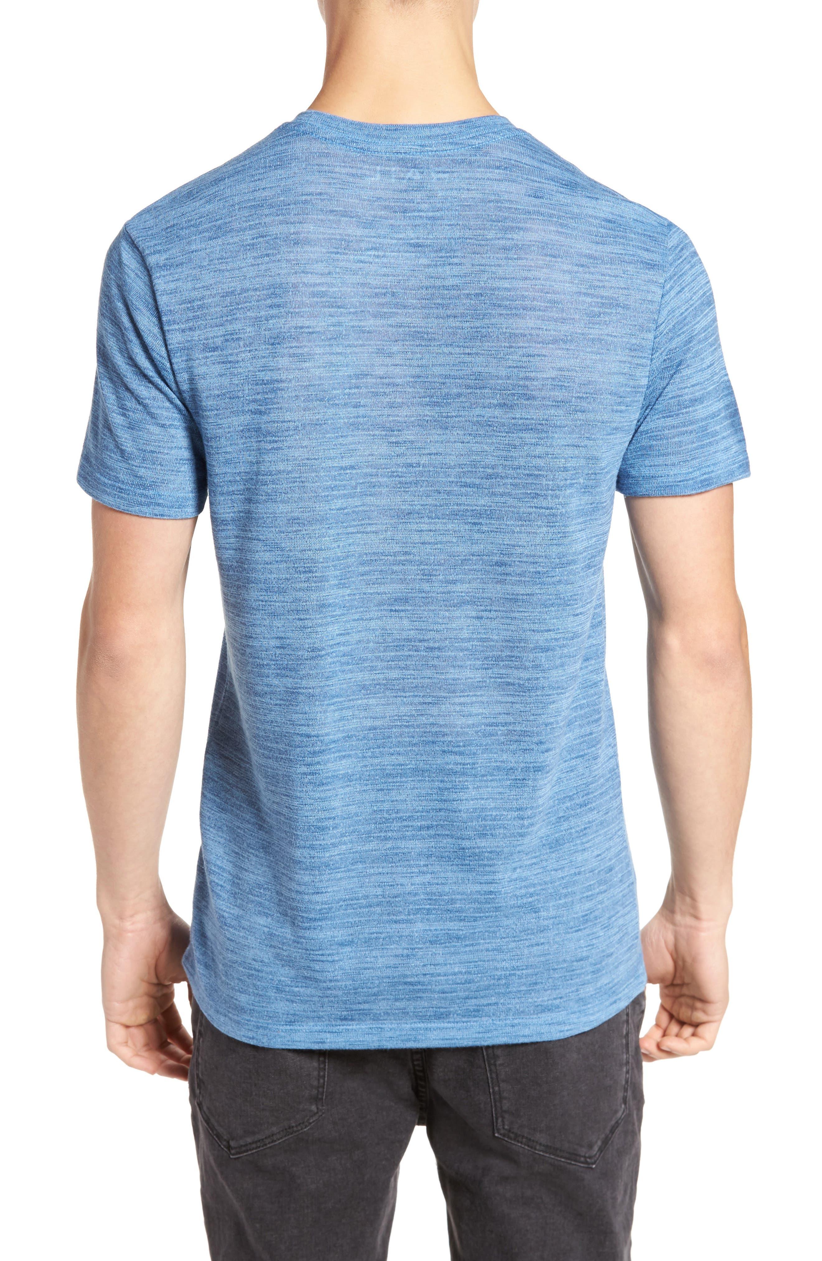 Alternate Image 2  - The Rail Slubbed Pocket T-Shirt