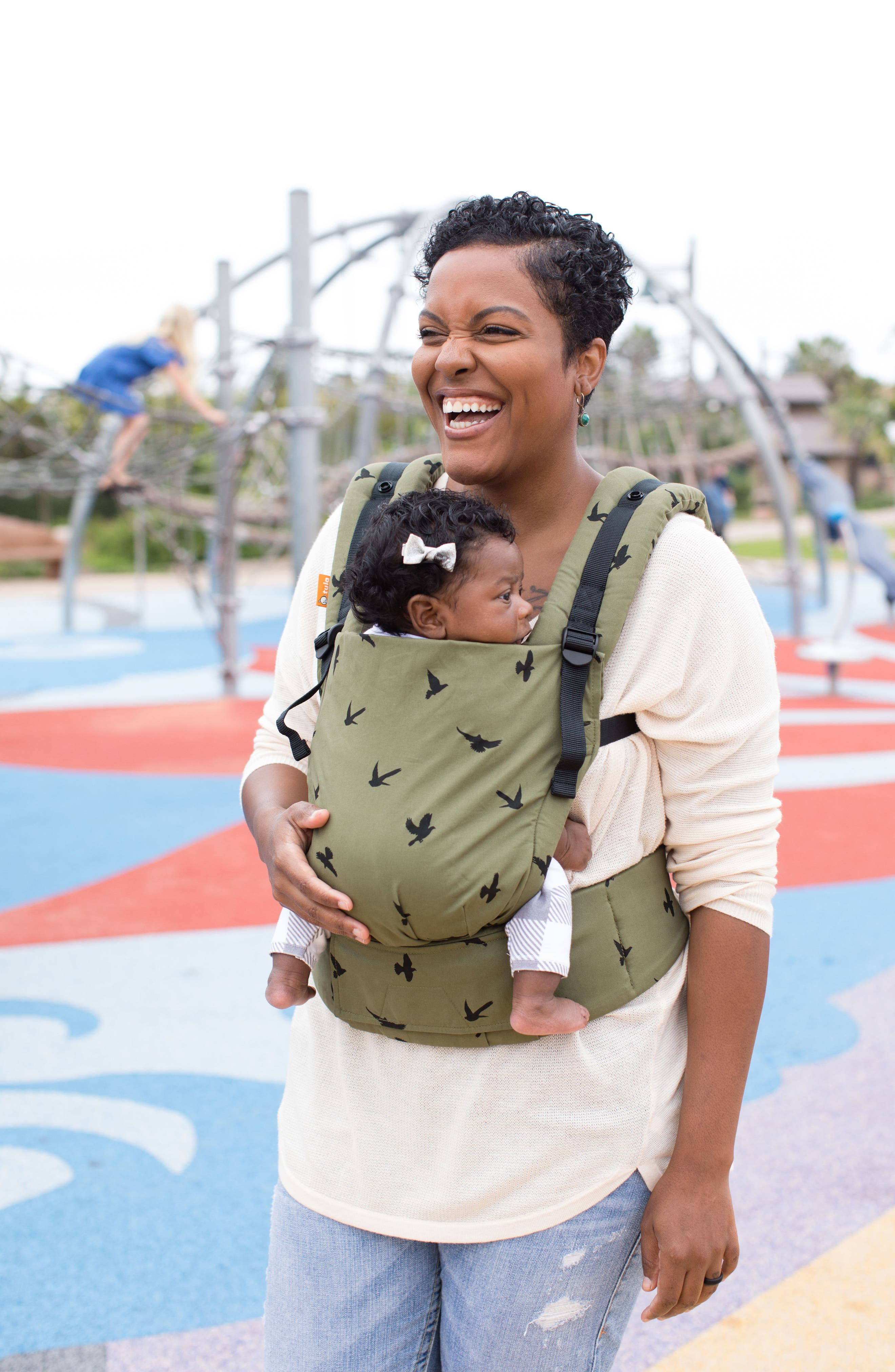 Alternate Image 6  - Baby Tula Soar Free-to-Grow Baby Carrier