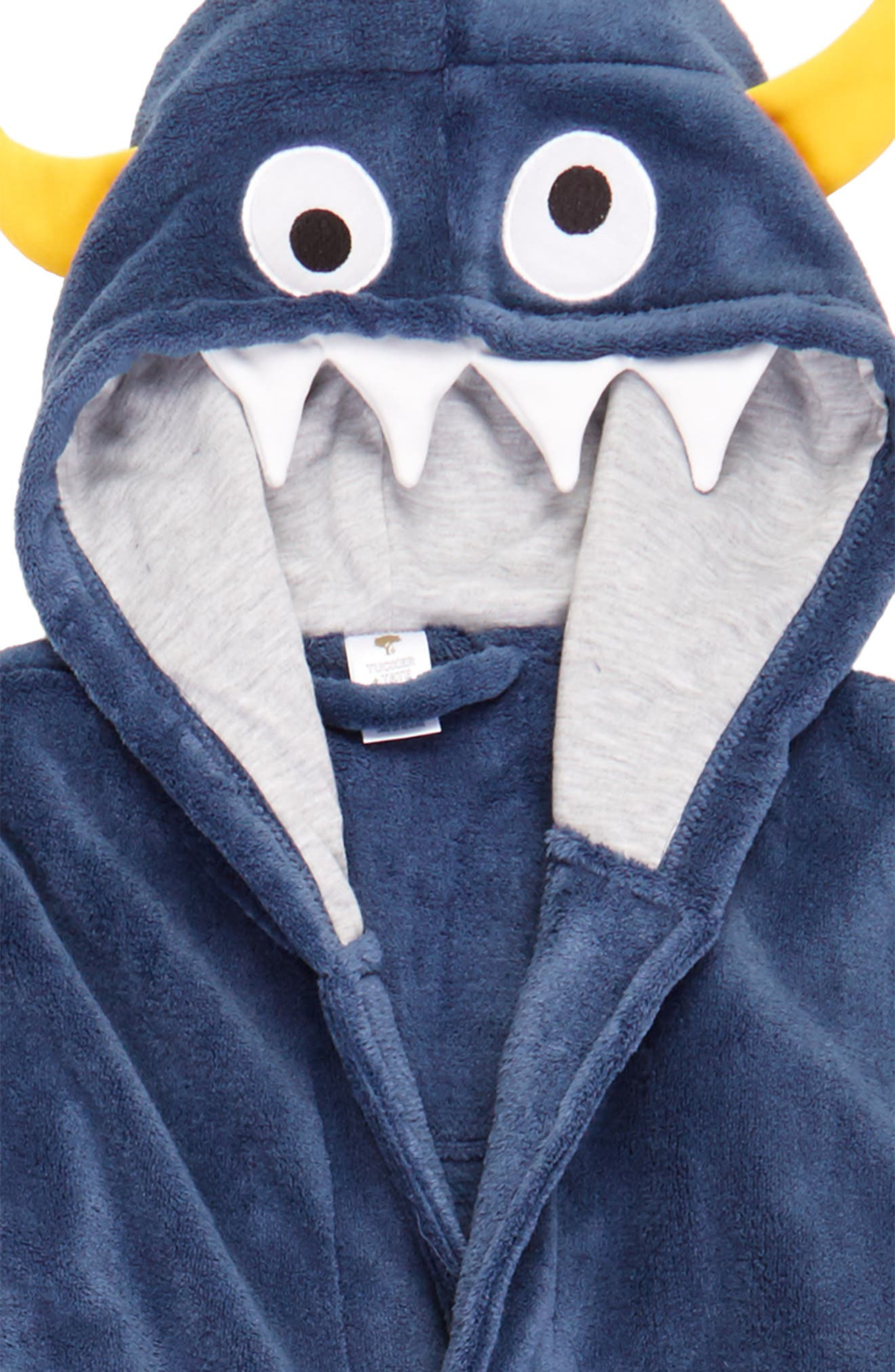 Alternate Image 2  - Tucker + Tate Monster Plush Robe (Toddler Boys, Little Boys & Big Boys)