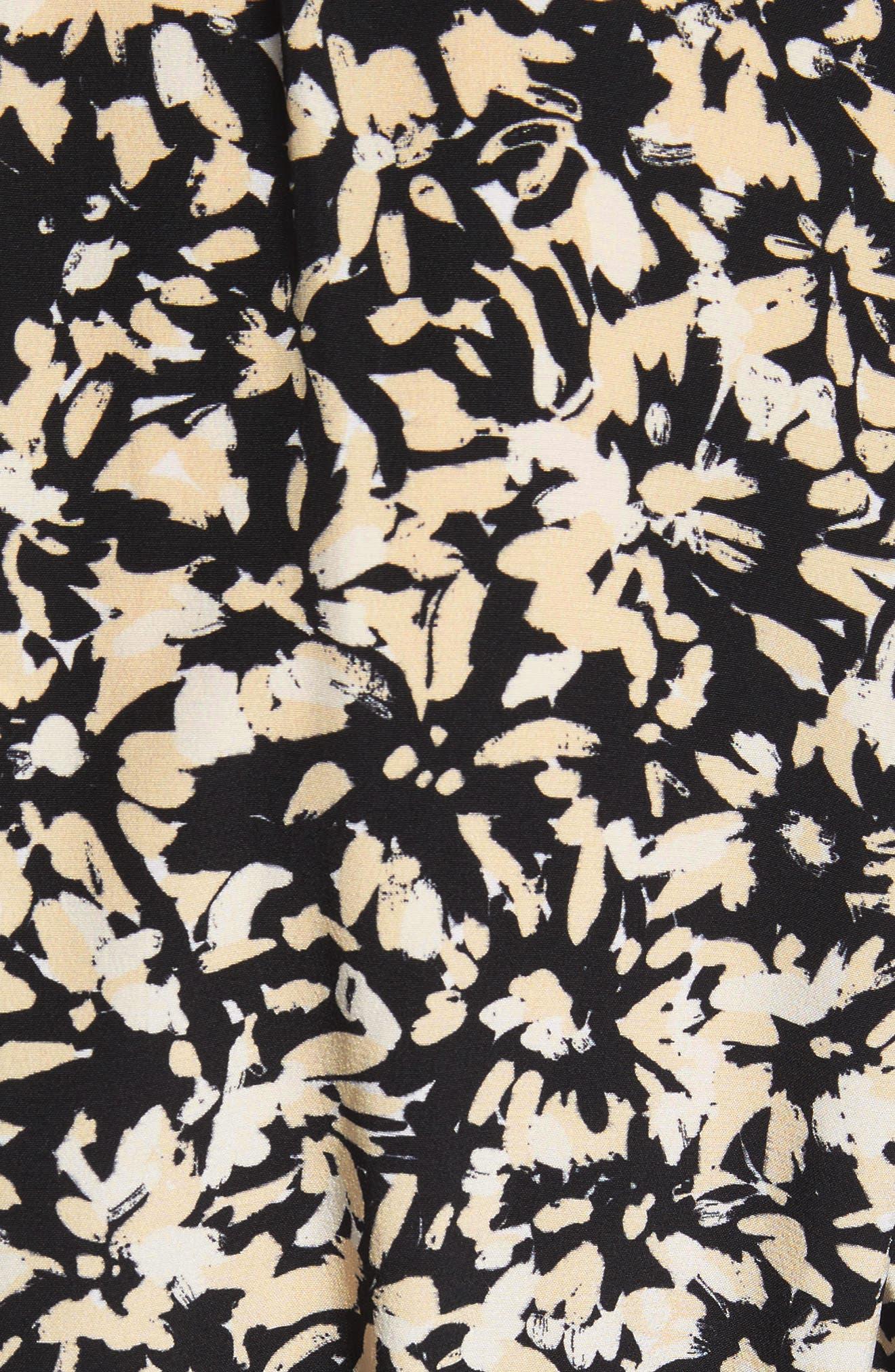 Alternate Image 5  - Proenza Schouler Print Silk Crepe Blouse