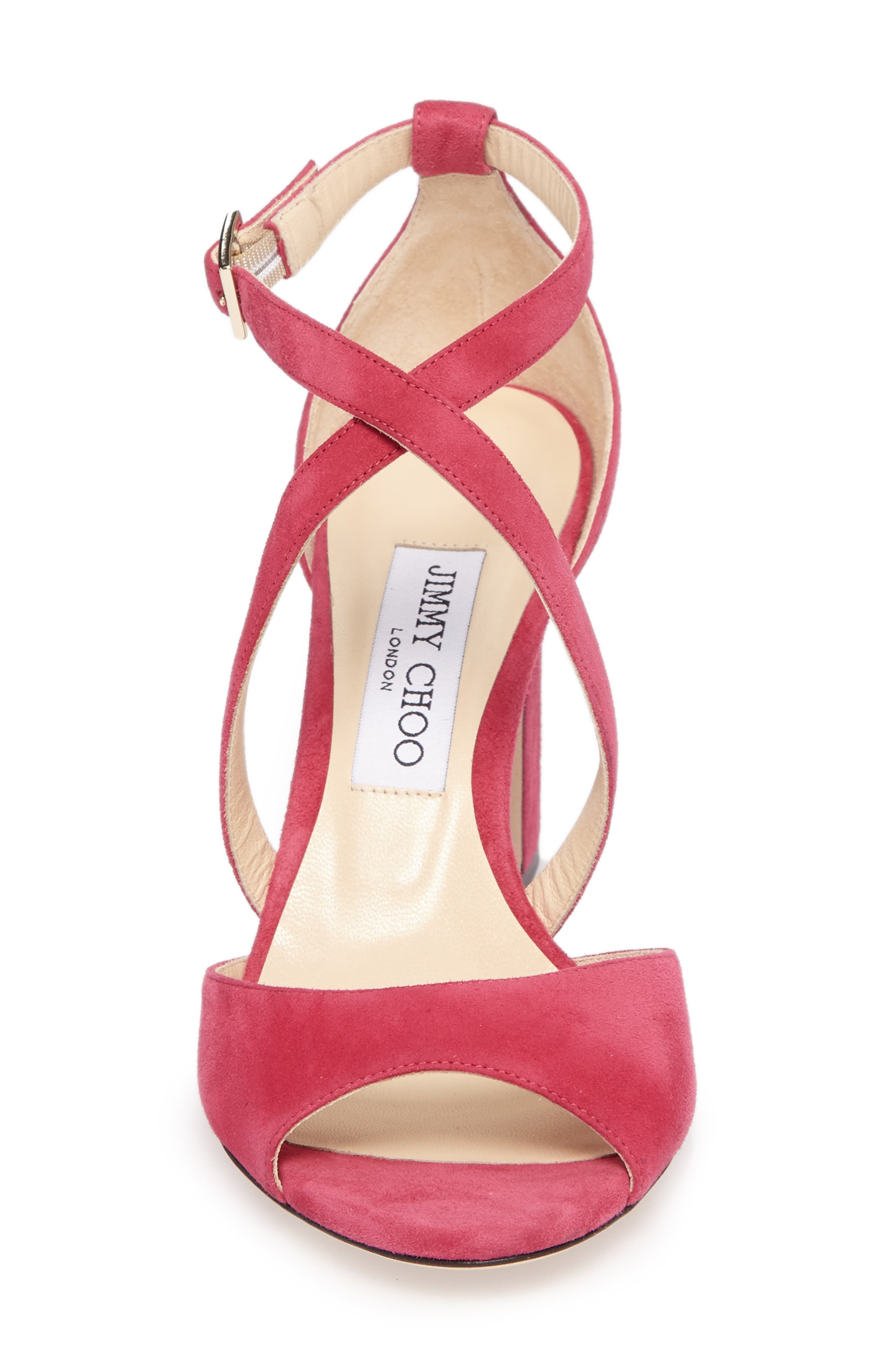 Alternate Image 4  - Jimmy Choo Carrie Sandal (Women)