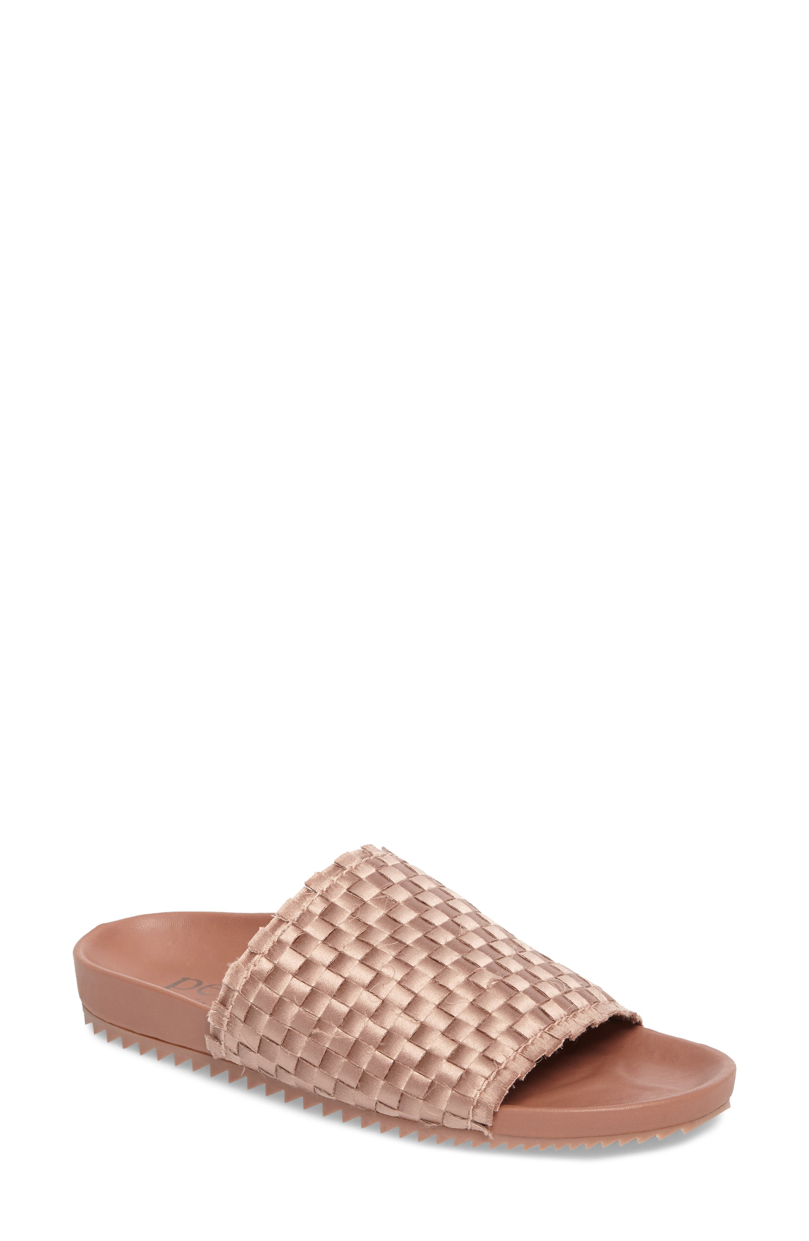 Pedro Garcia Aila Woven Slide Sandal (Women)