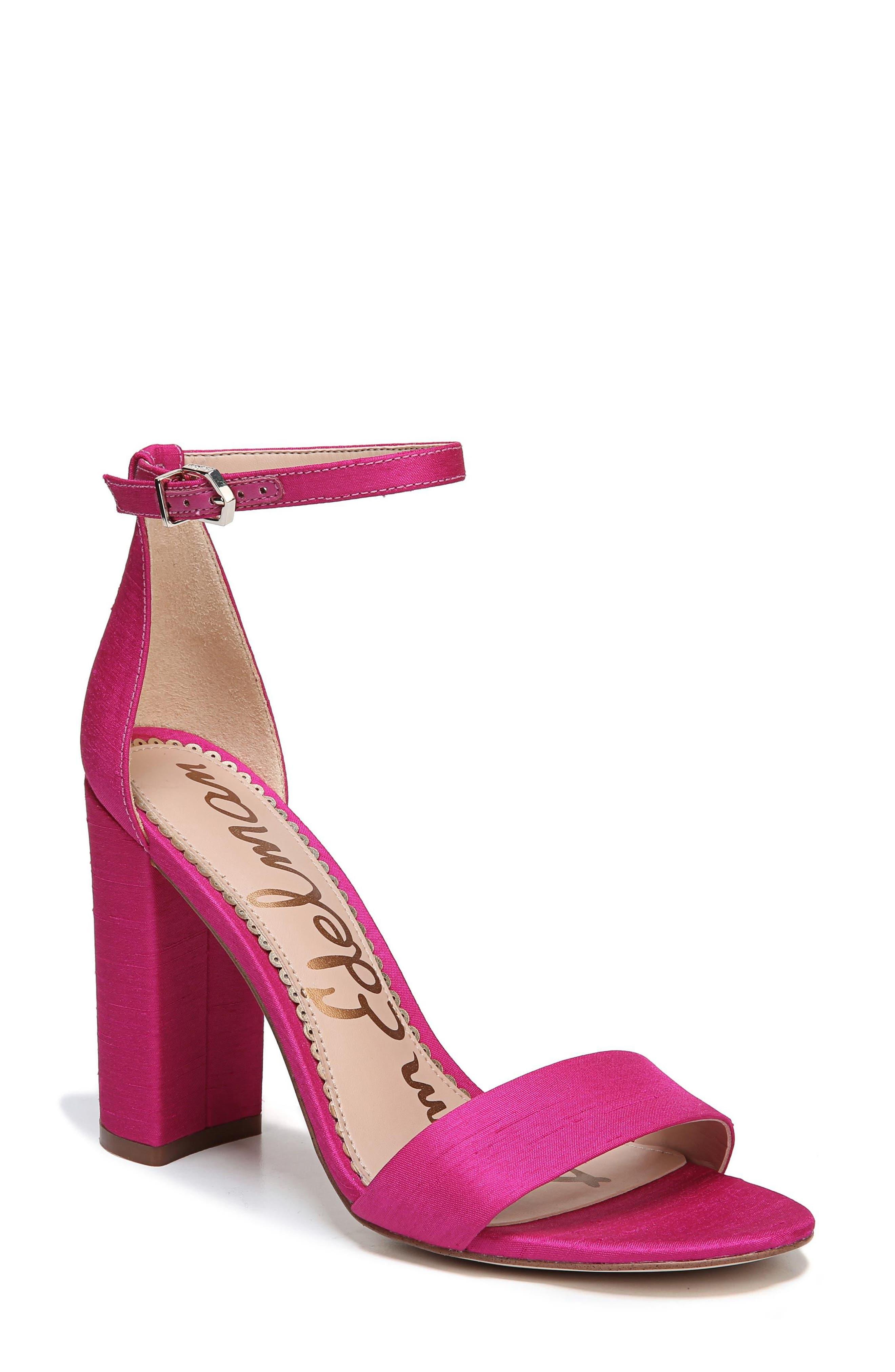 Main Image - Sam Edelman Yaro Ankle Strap Sandal (Women)