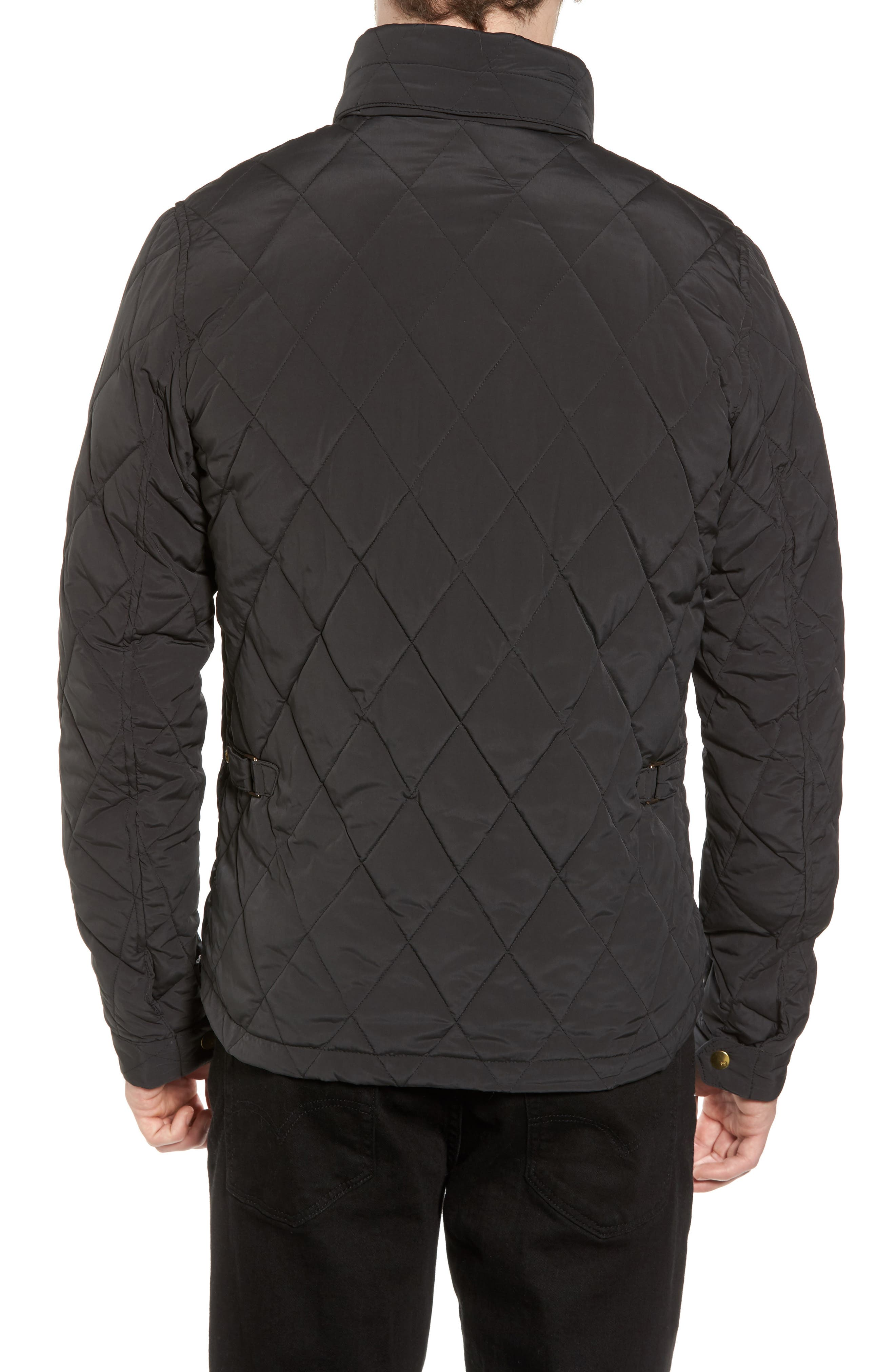 Alternate Image 2  - Scotch & Soda Lightweight Quilted Jacket