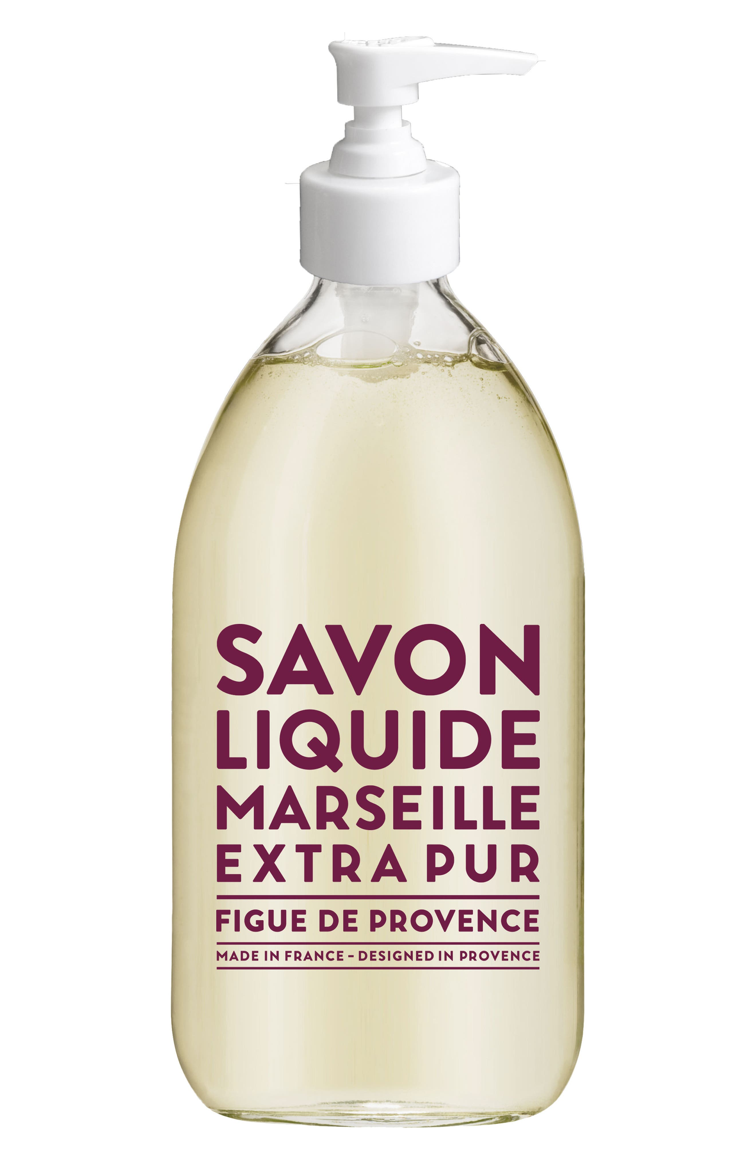 Fig of Provence Liquid Marseille Soap,                             Main thumbnail 1, color,                             No Color