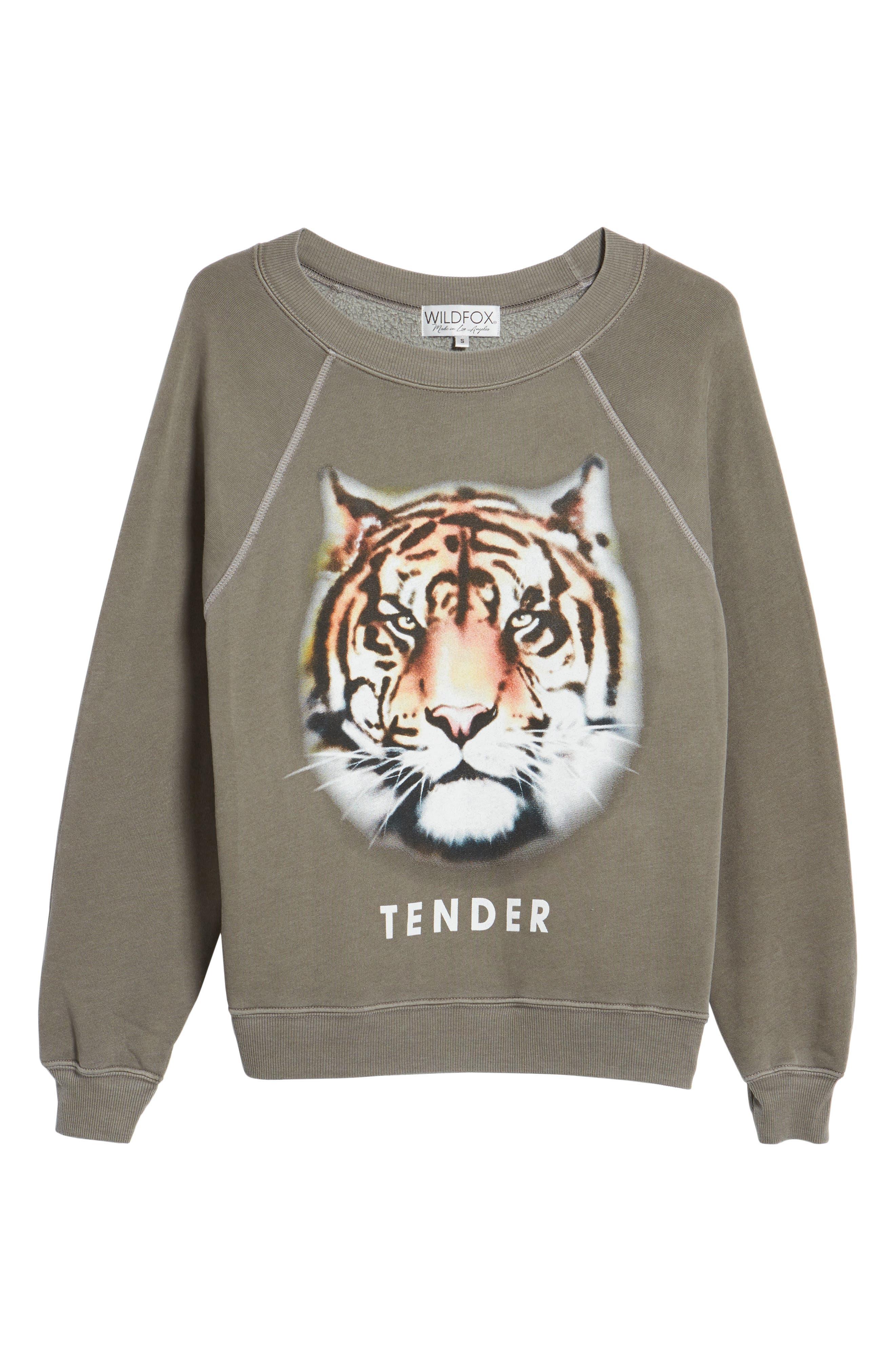 Alternate Image 6  - Wildfox Tender - Sommers Sweatshirt