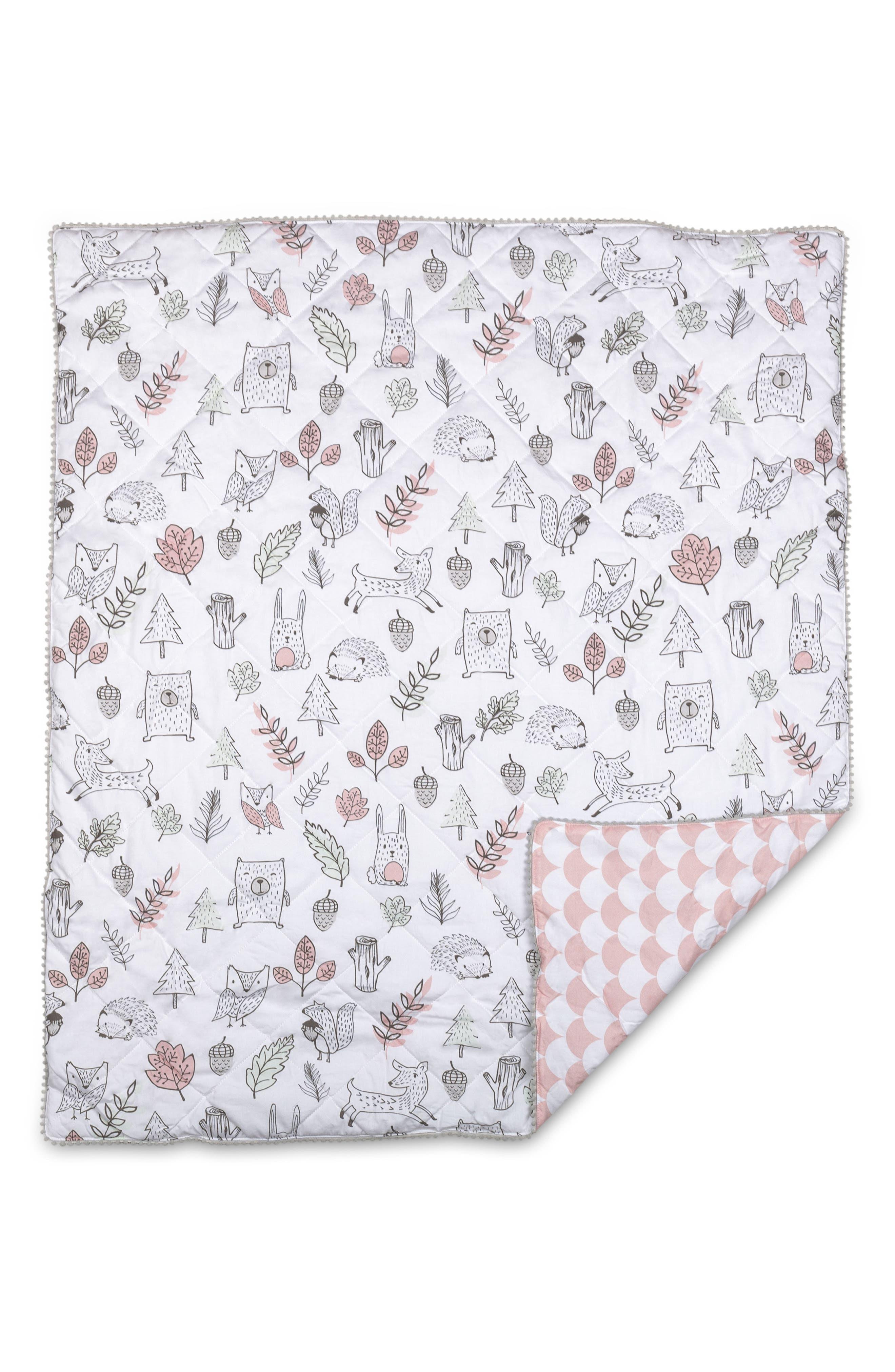 Alternate Image 4  - Living Textiles Kayden Quilted Comforter
