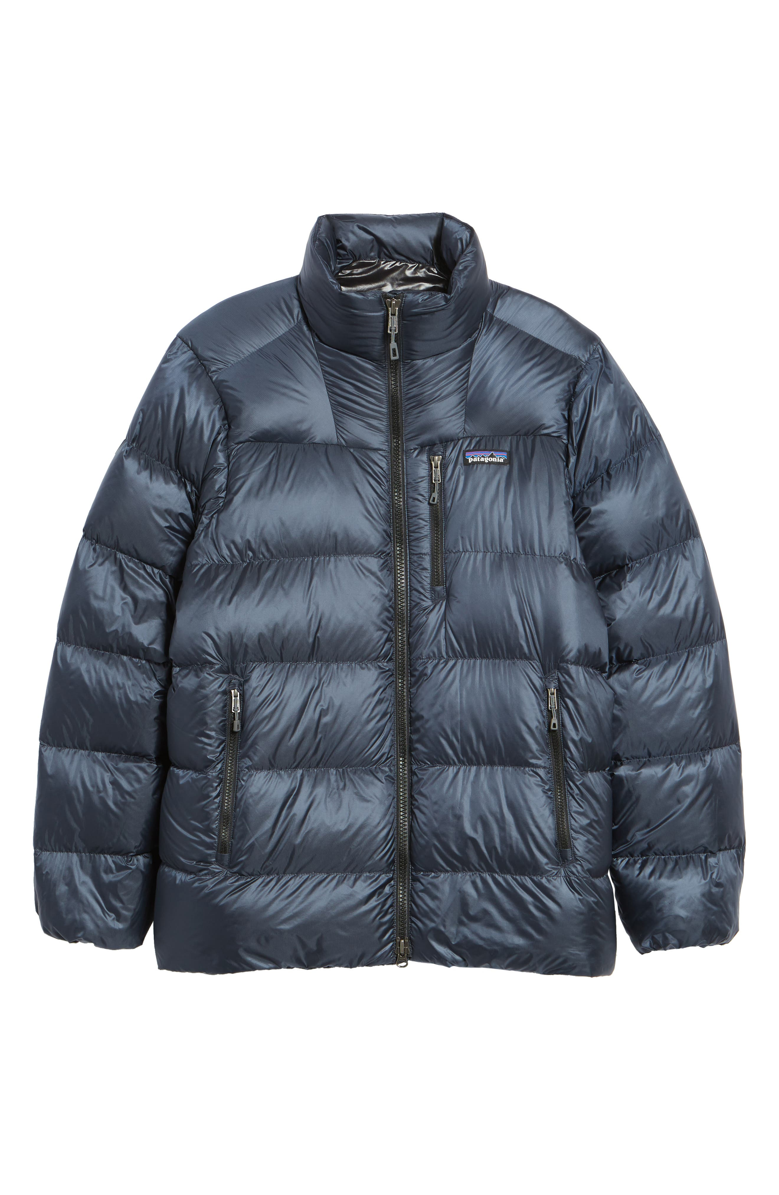 Alternate Image 6  - Patagonia Fitz Roy Water Repellent 800-Fill-Power Down Parka