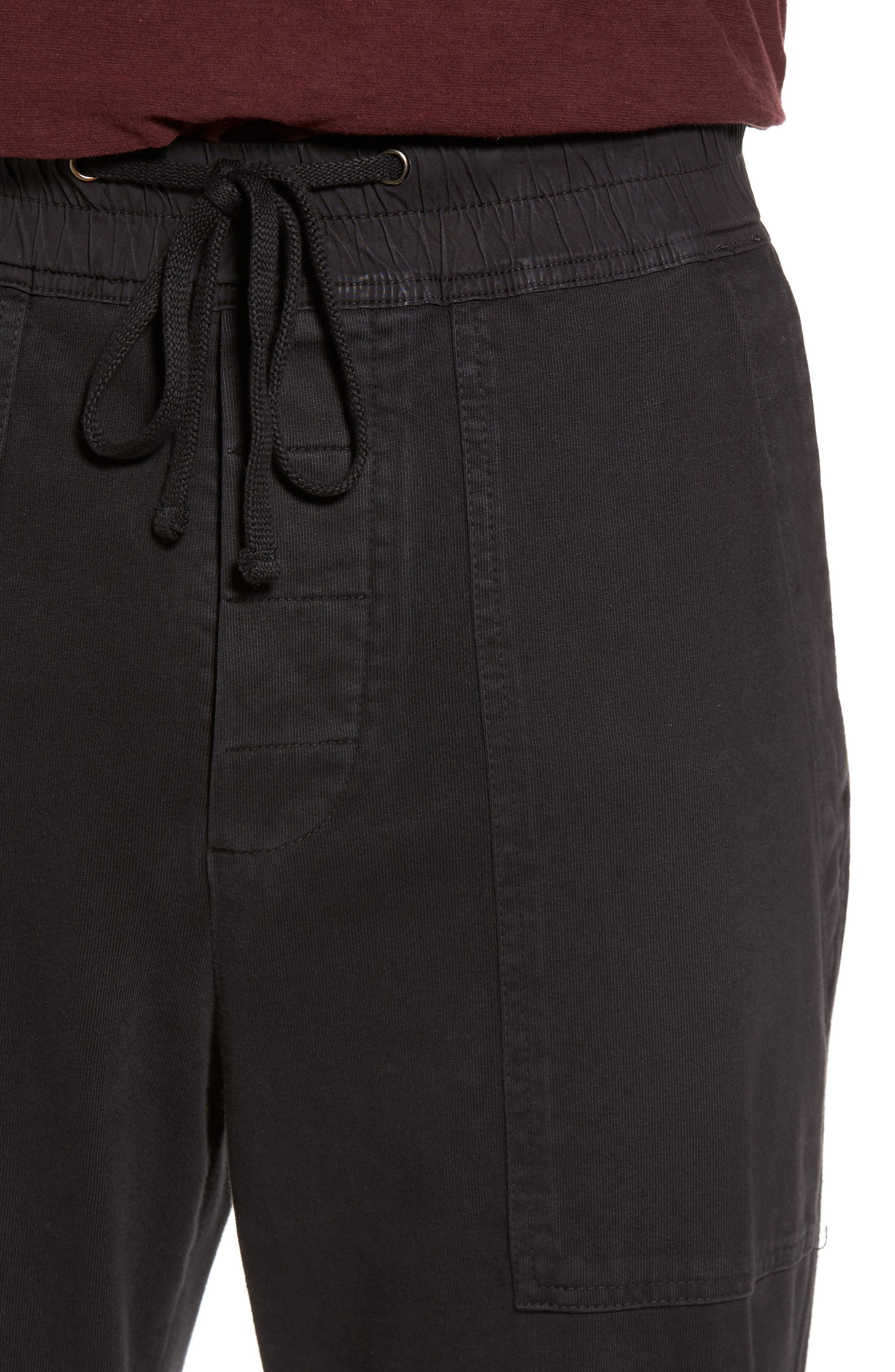 Jogger Pants,                             Alternate thumbnail 4, color,                             Carbon Pigment