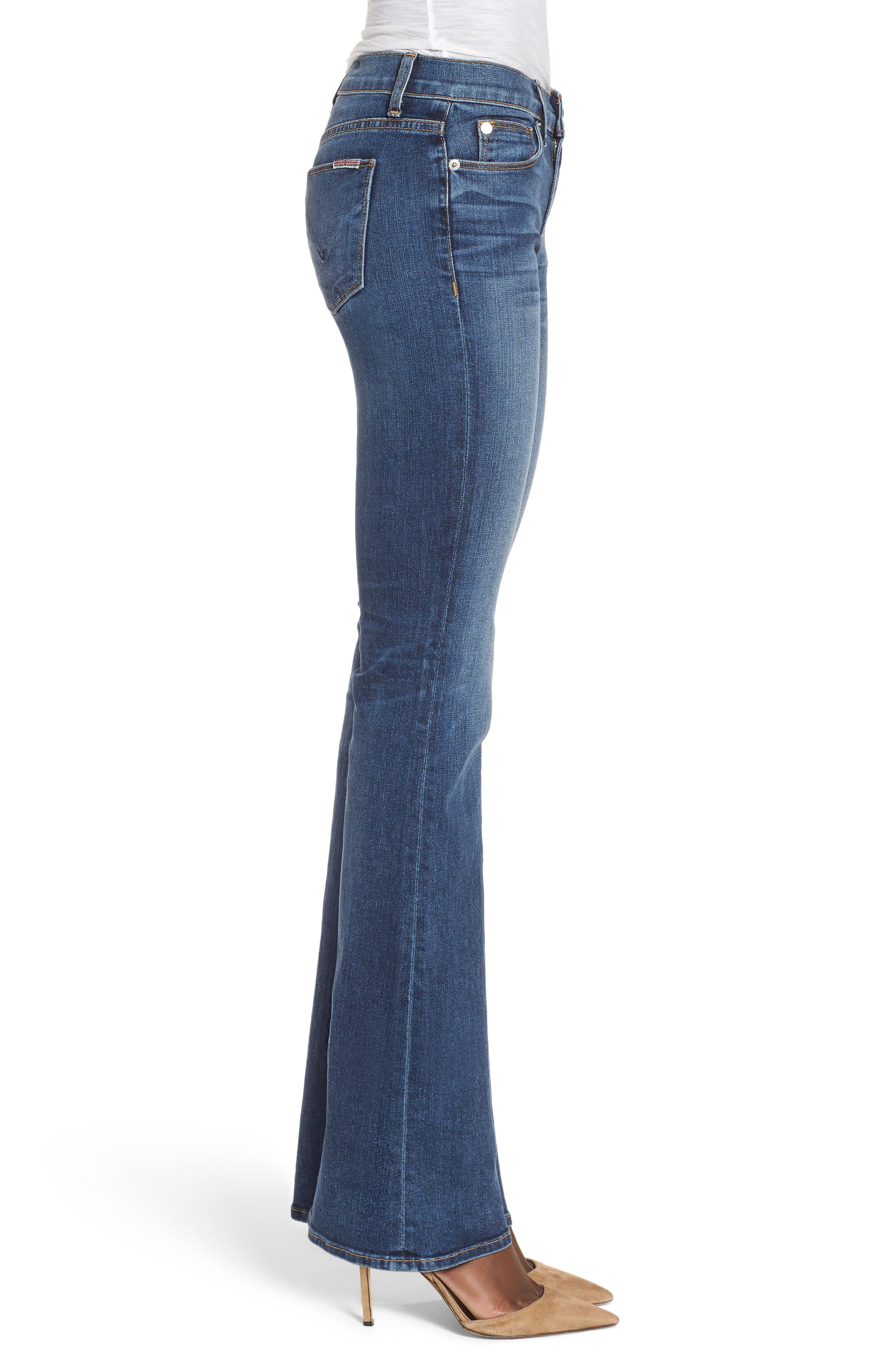 Alternate Image 3  - Hudson Jeans Drew Bootcut Jeans (Unfamed)