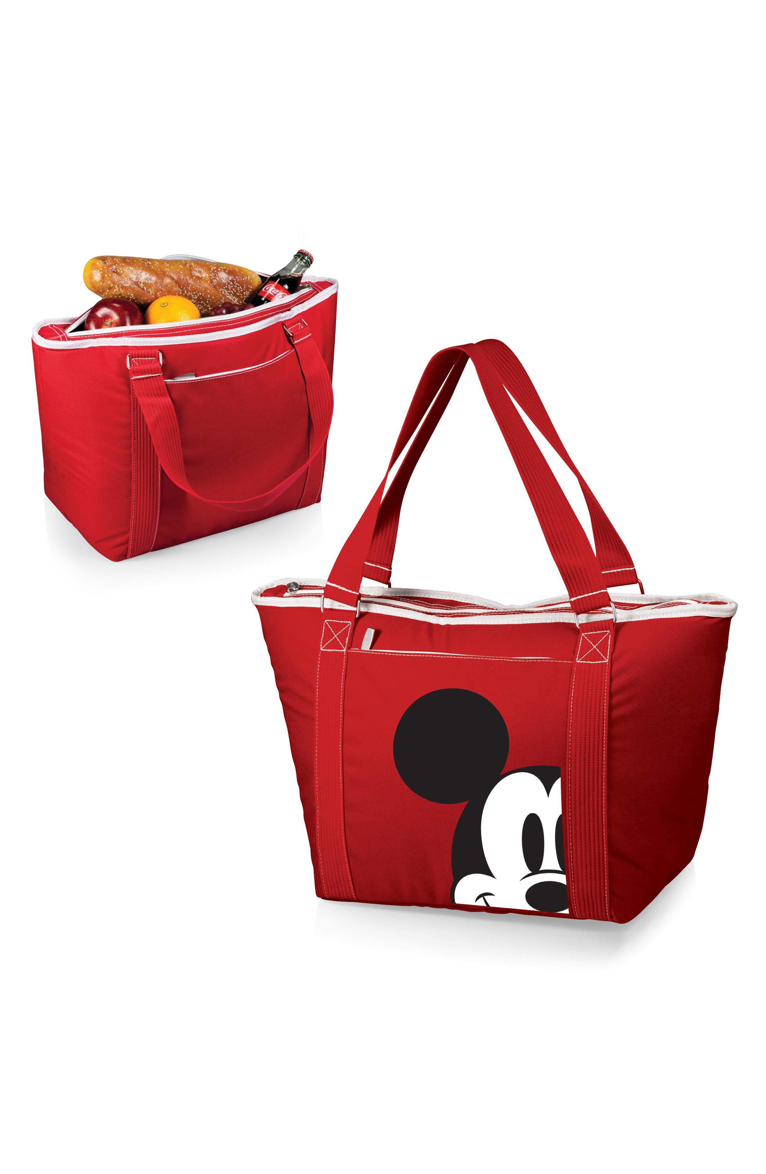 Disney<sup>®</sup> Mickey Mouse Topanga Cooler Tote,                             Alternate thumbnail 2, color,                             Mickey